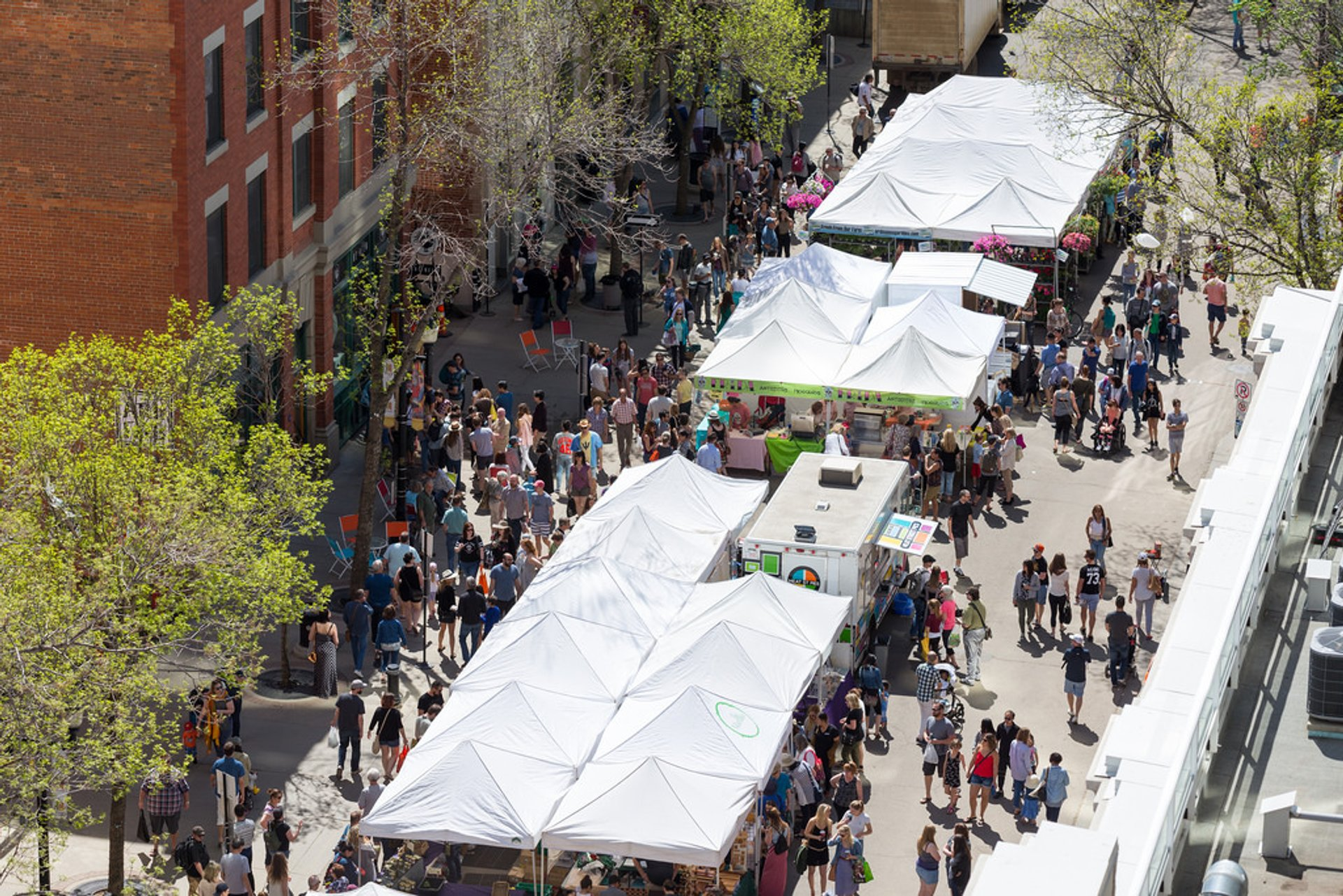 City Market Downtown in Edmonton 2020 - Best Time