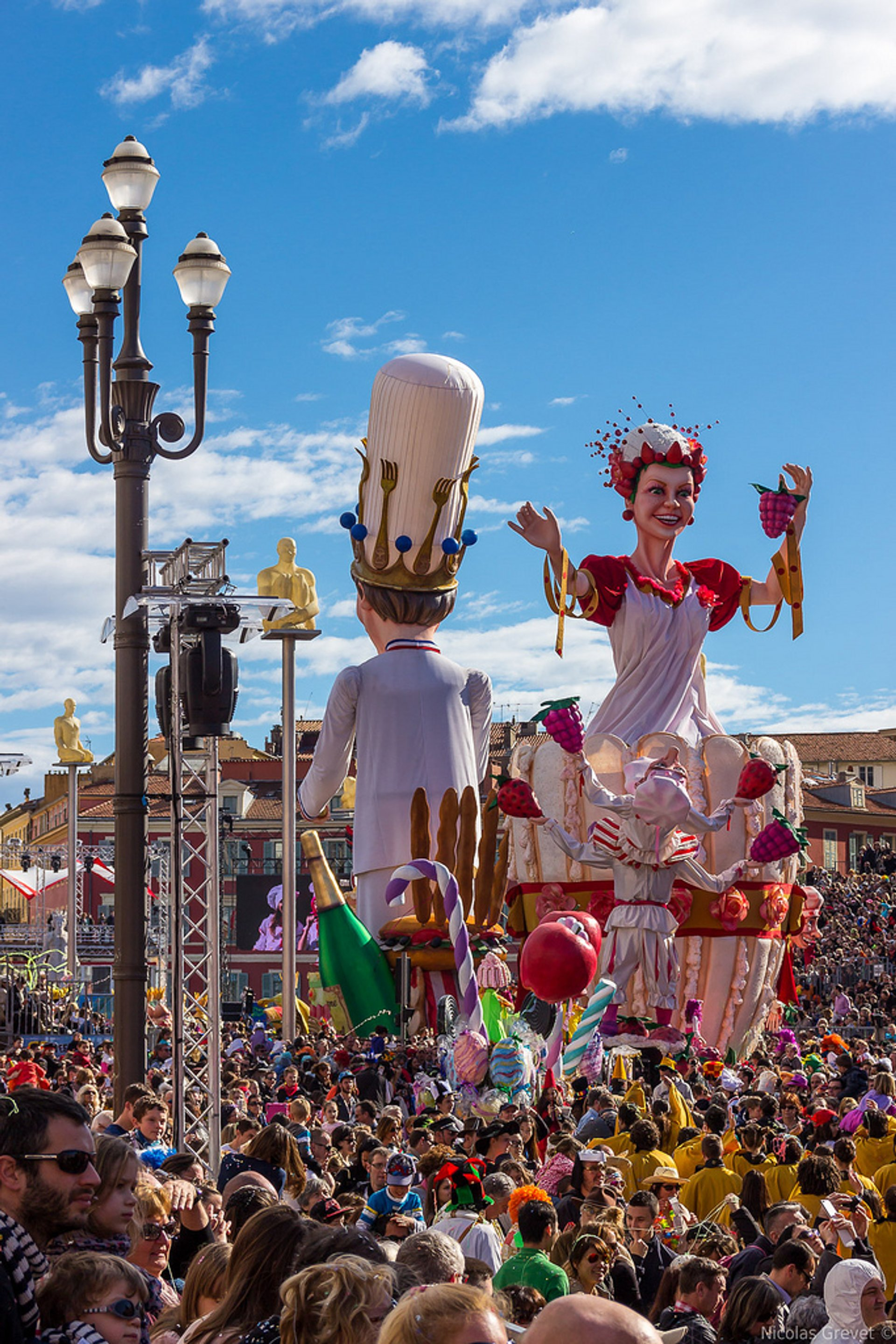 Best time to see Carnaval de Nice in Provence & French Riviera 2020