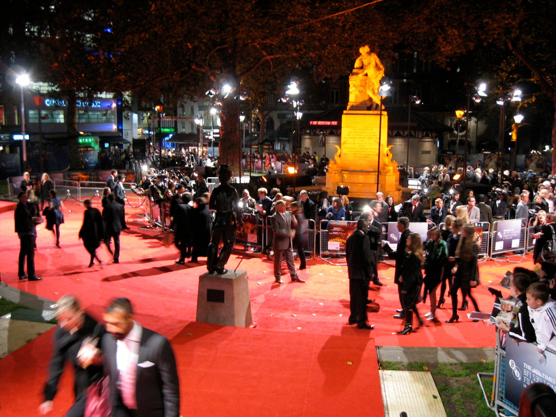 Best time to see BFI London Film Festival in London 2020