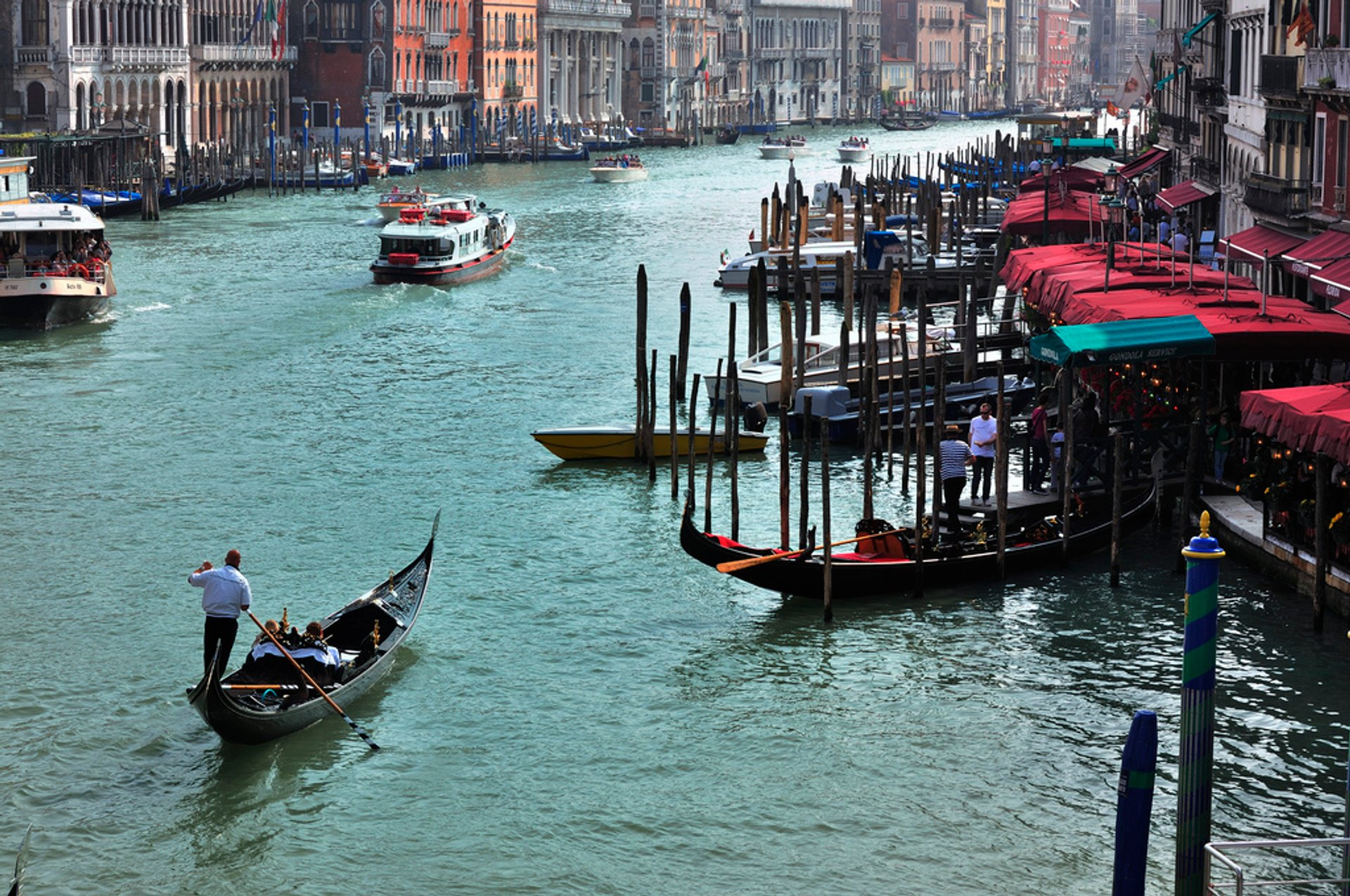 Gondola Rides in Venice 2020 - Best Time