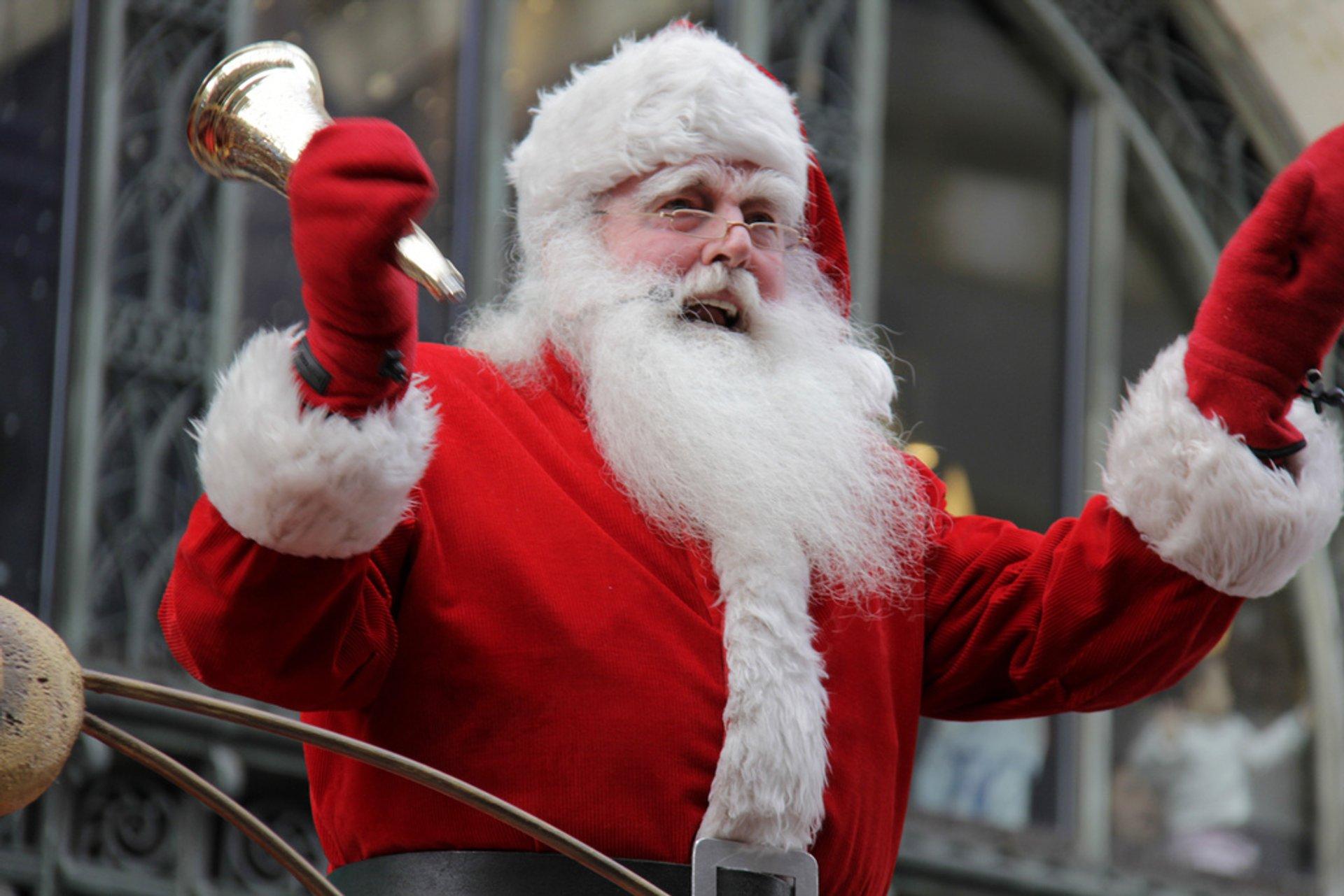 Le défilé du Père Noël / Santa Claus Parade Montréal  2019