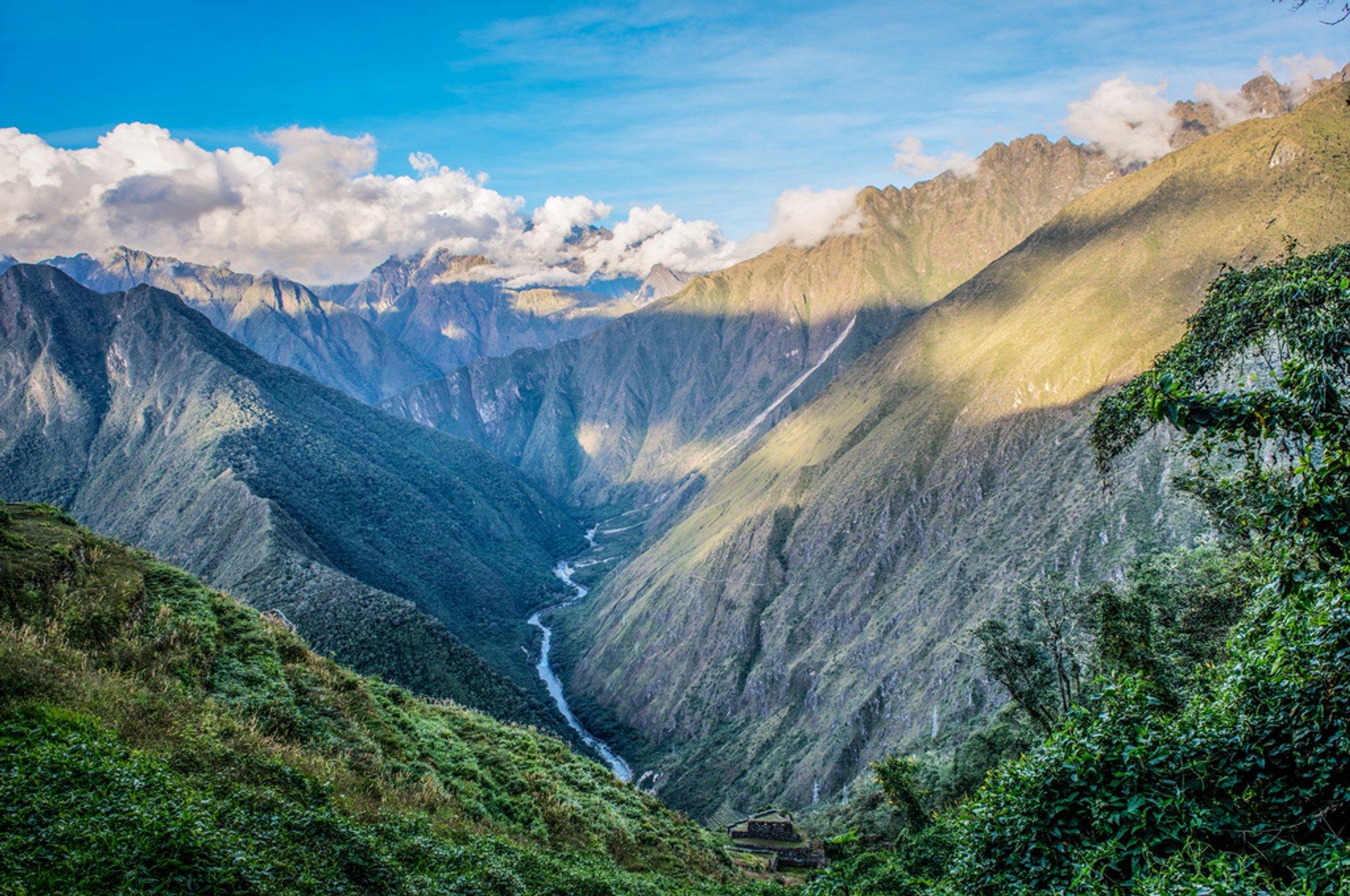 Inca Trail High Season in Machu Picchu and Cusco - Best Season 2020