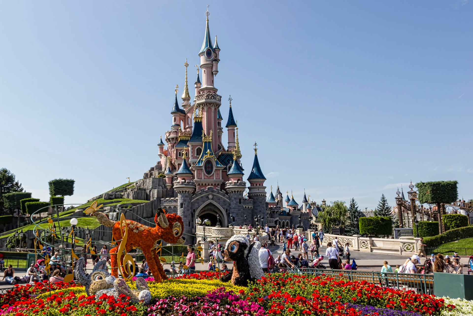 Disneyland Paris in Paris 2020 - Best Time