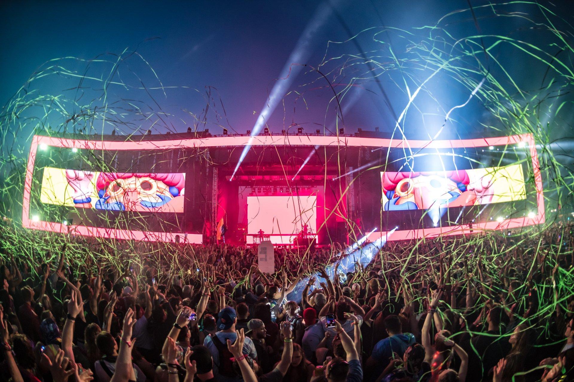 Best time for Spring Awakening Music Festival in Chicago 2020