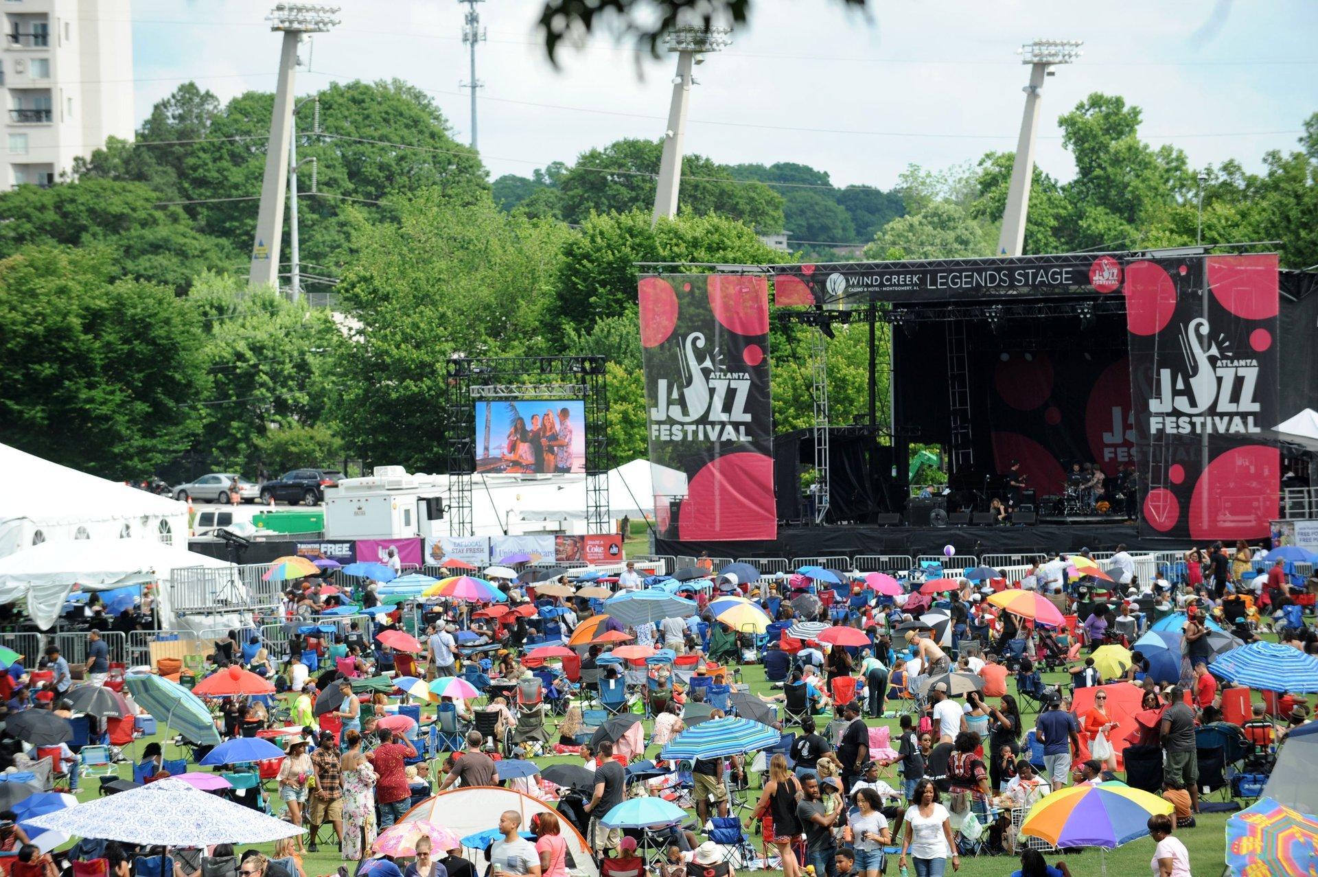 Atlanta Jazz Festival in Atlanta - Best Season 2020