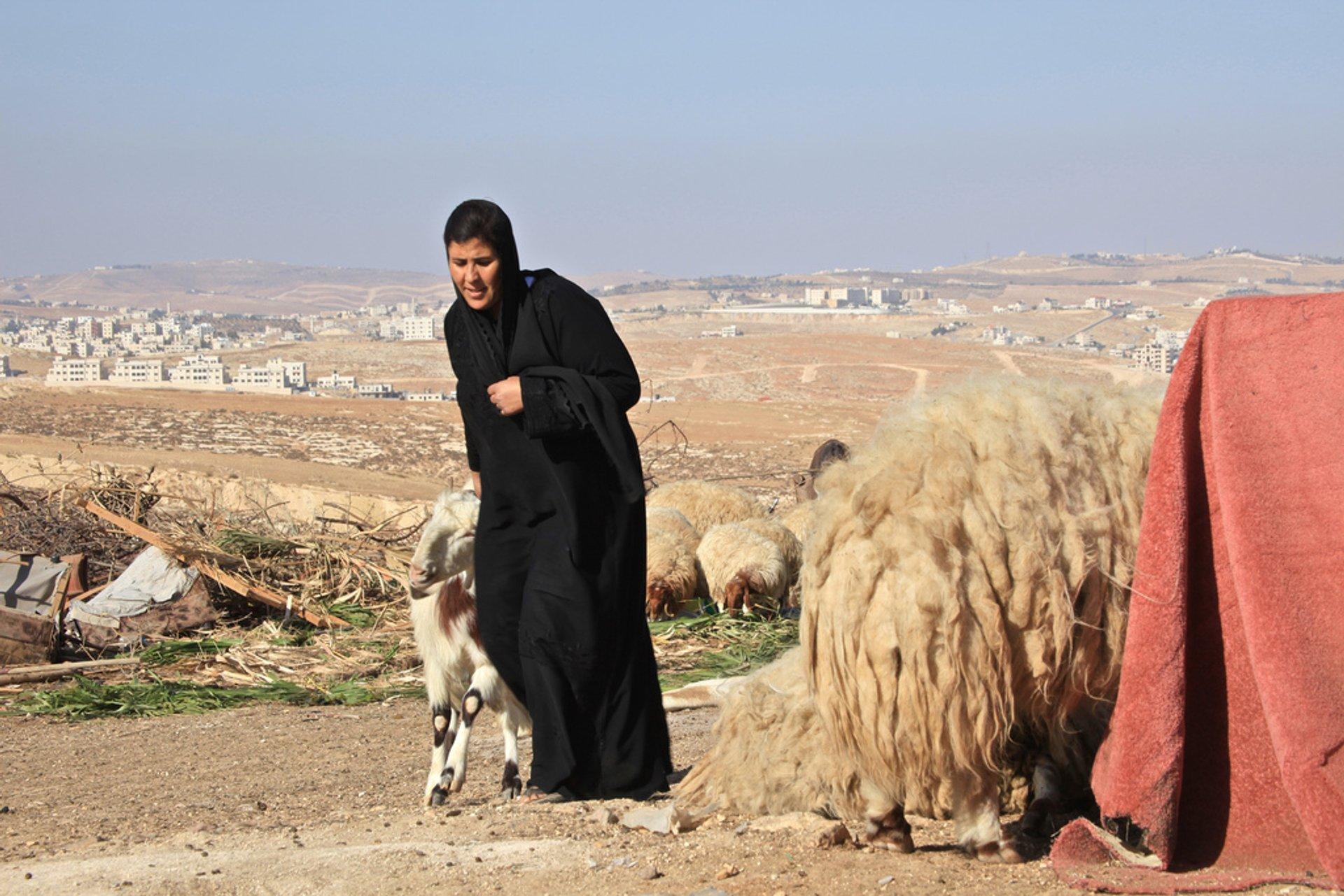 Eid-al-Adha in Jordan 2019 - Best Time
