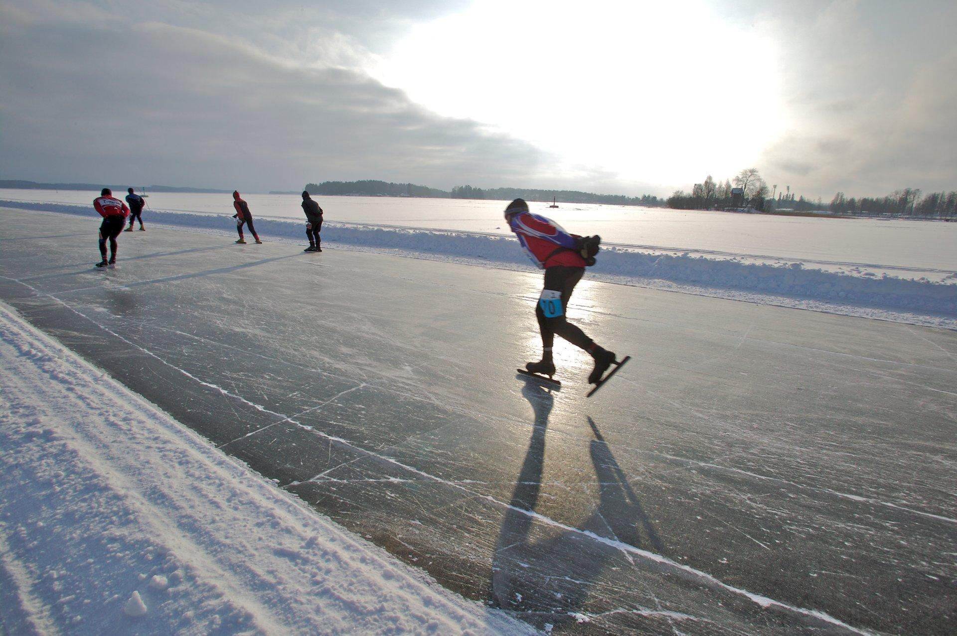 Best time for Finland Ice Marathon in Finland 2020