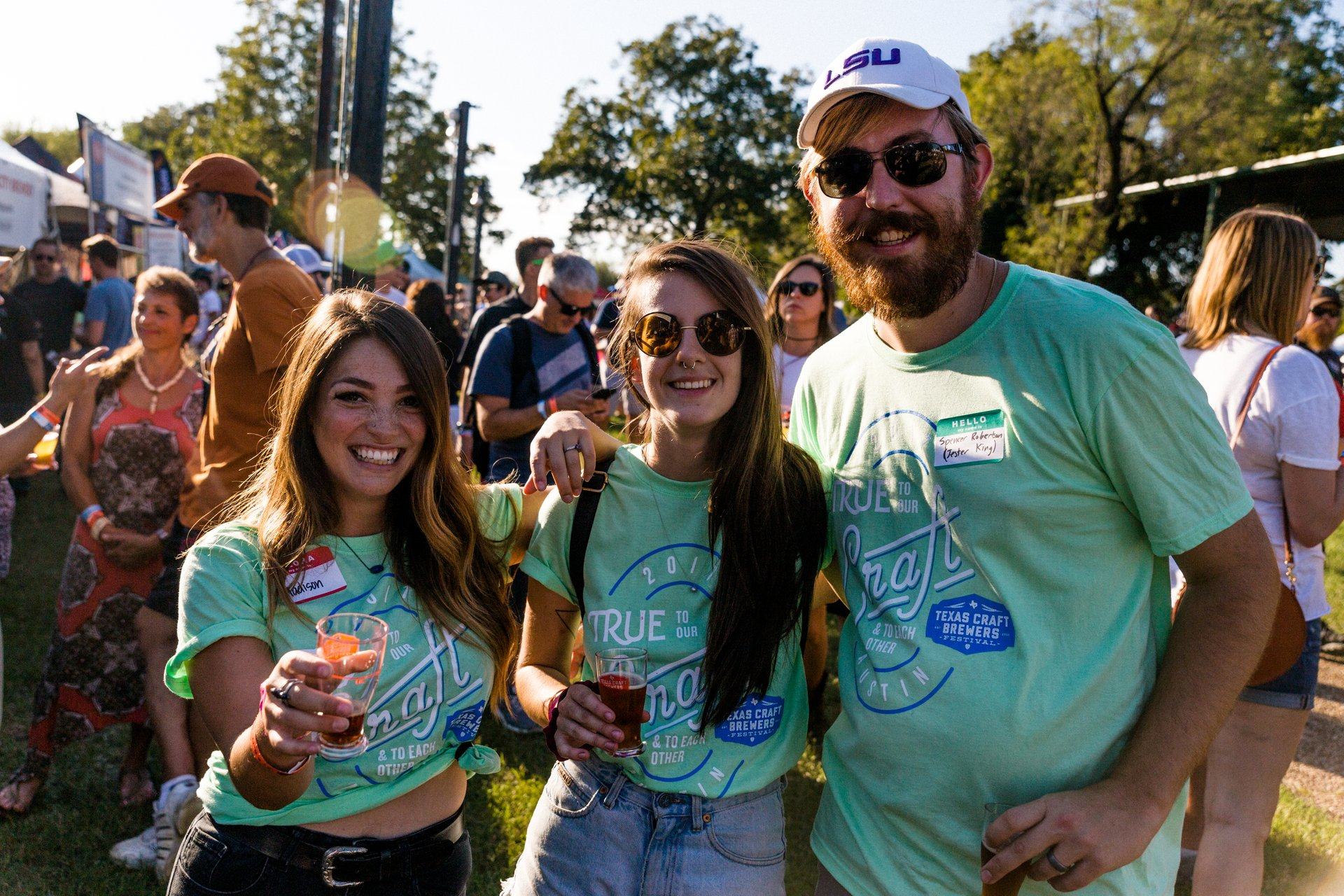 Best time for Texas Craft Brewers Festival in Texas 2020