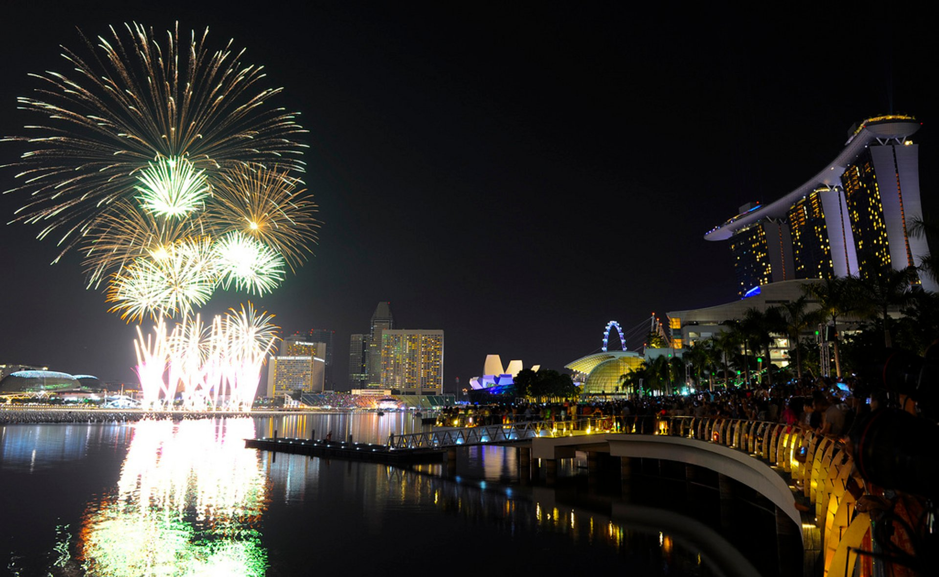 Marina Bay Singapore Countdown in Singapore - Best Season 2019