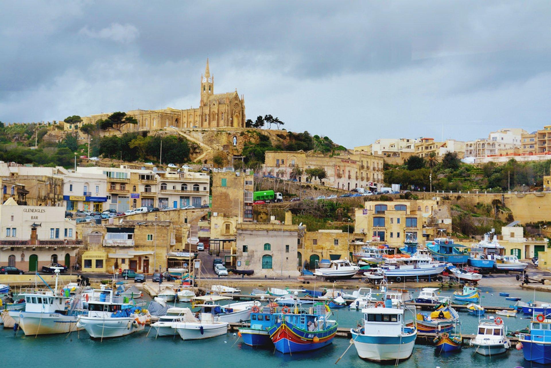 Winter in Malta 2020 - Best Time