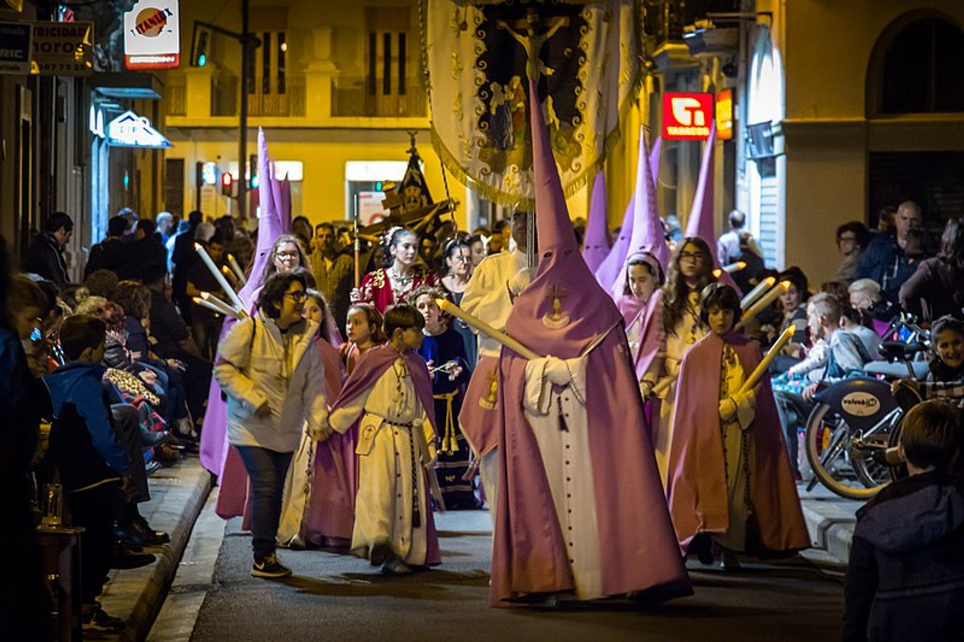 Semana Santa Marinera & Easter in Valencia 2020 - Best Time