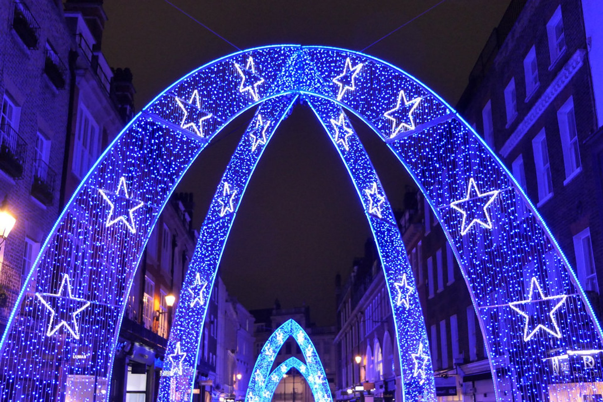 London Christmas Lights 2020