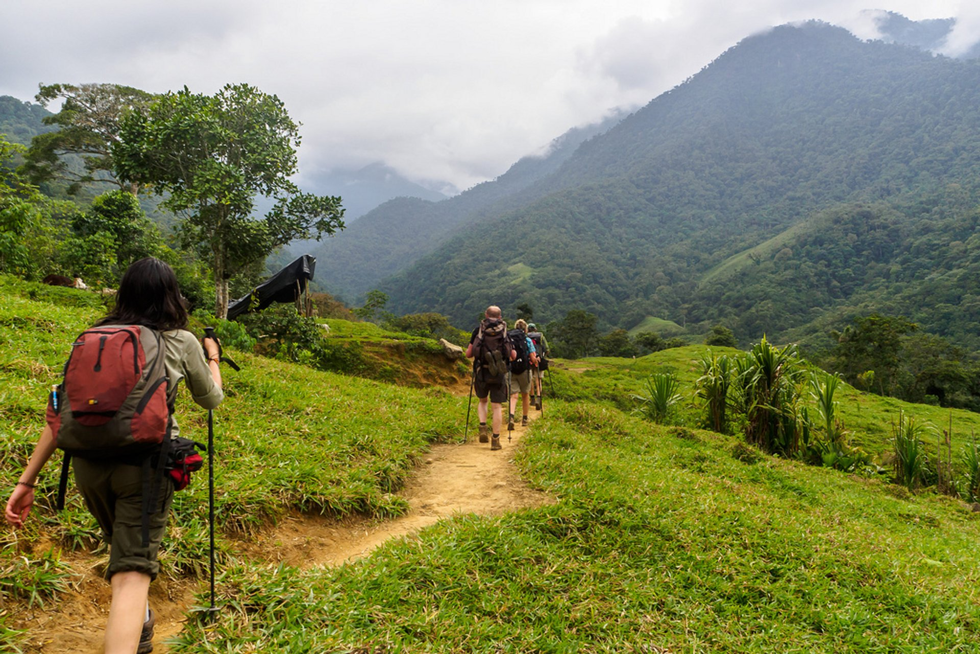 Ciudad Perdida Trek in Colombia - Best Season 2020