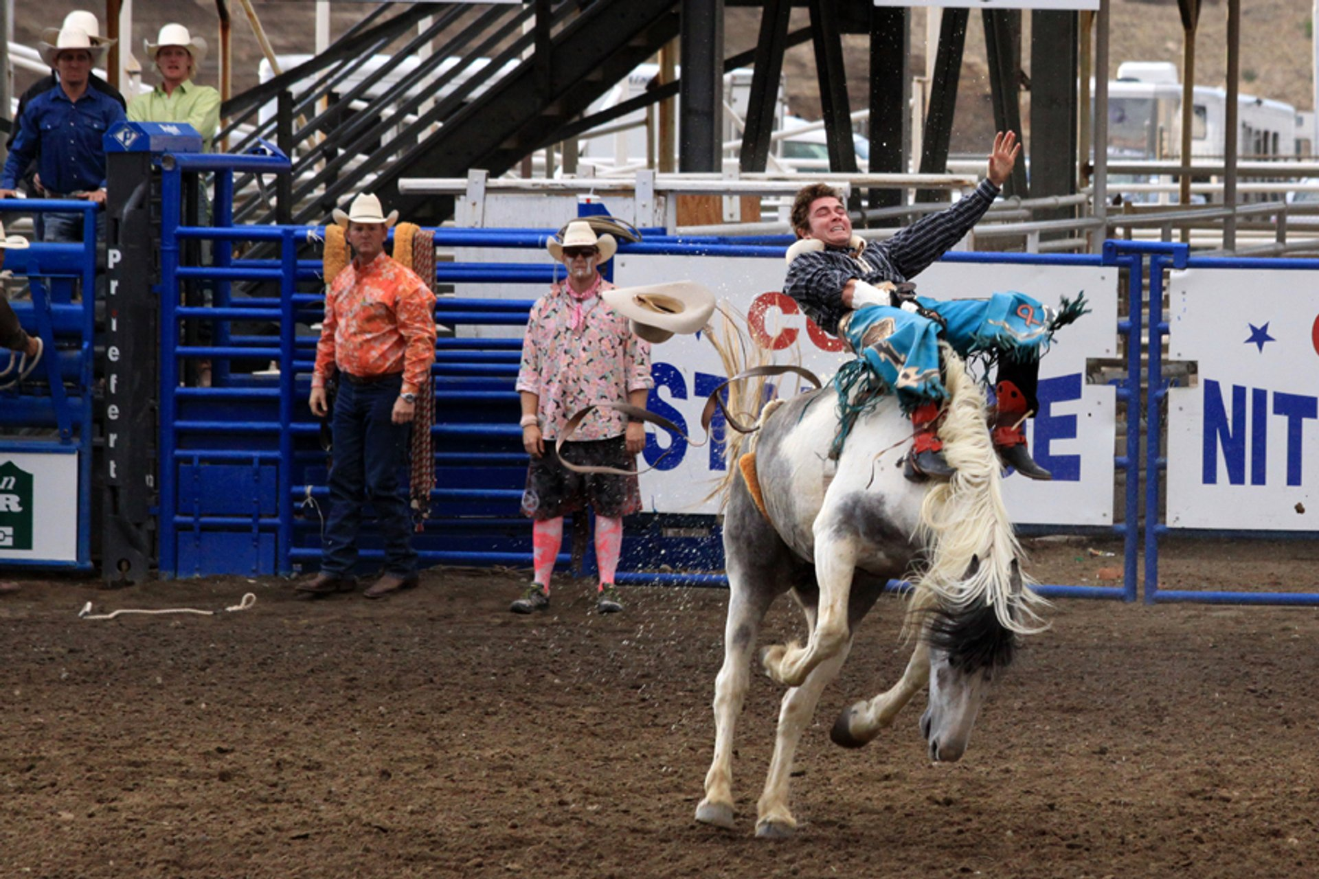 Best time to see Cody Stampede Rodeo in Wyoming 2020