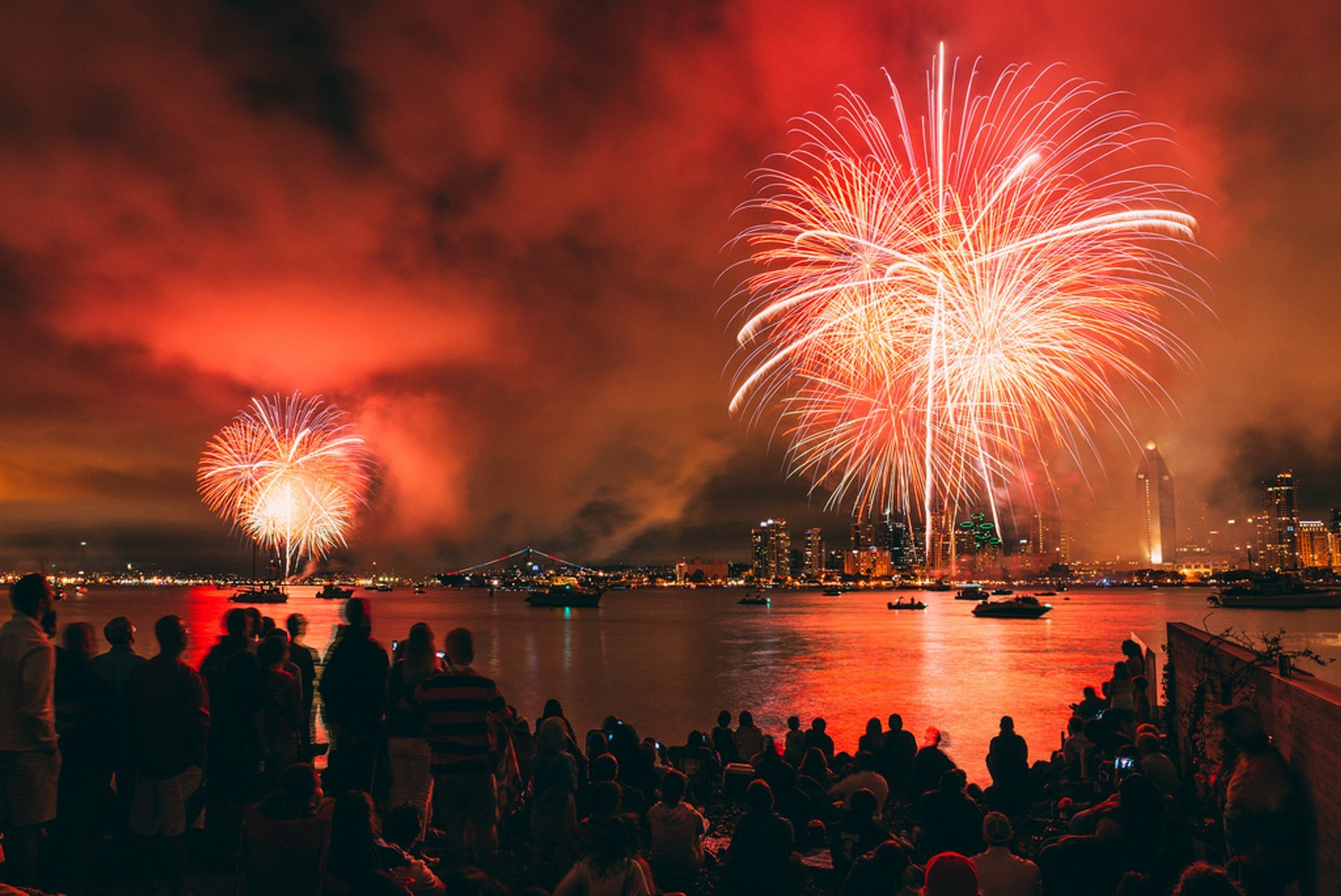 4th of July Fireworks and Parade in San Diego - Best Season 2019