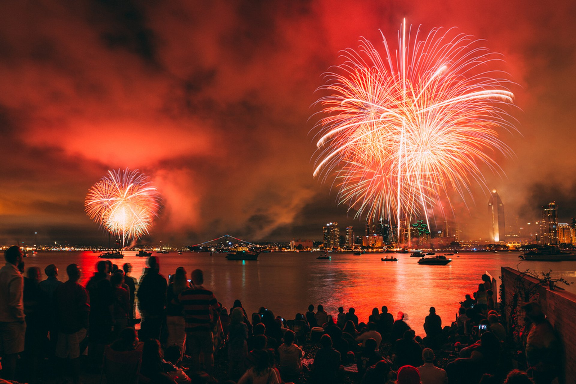 4th of July Fireworks and Parade in San Diego - Best Season 2020