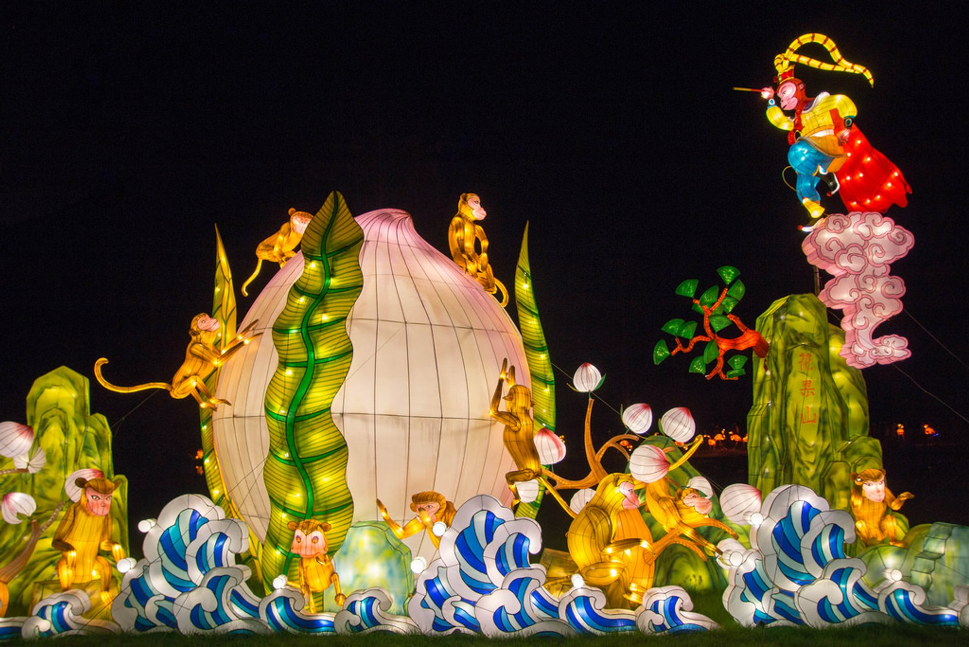 Magical Lantern Festival in London 2020 - Best Time