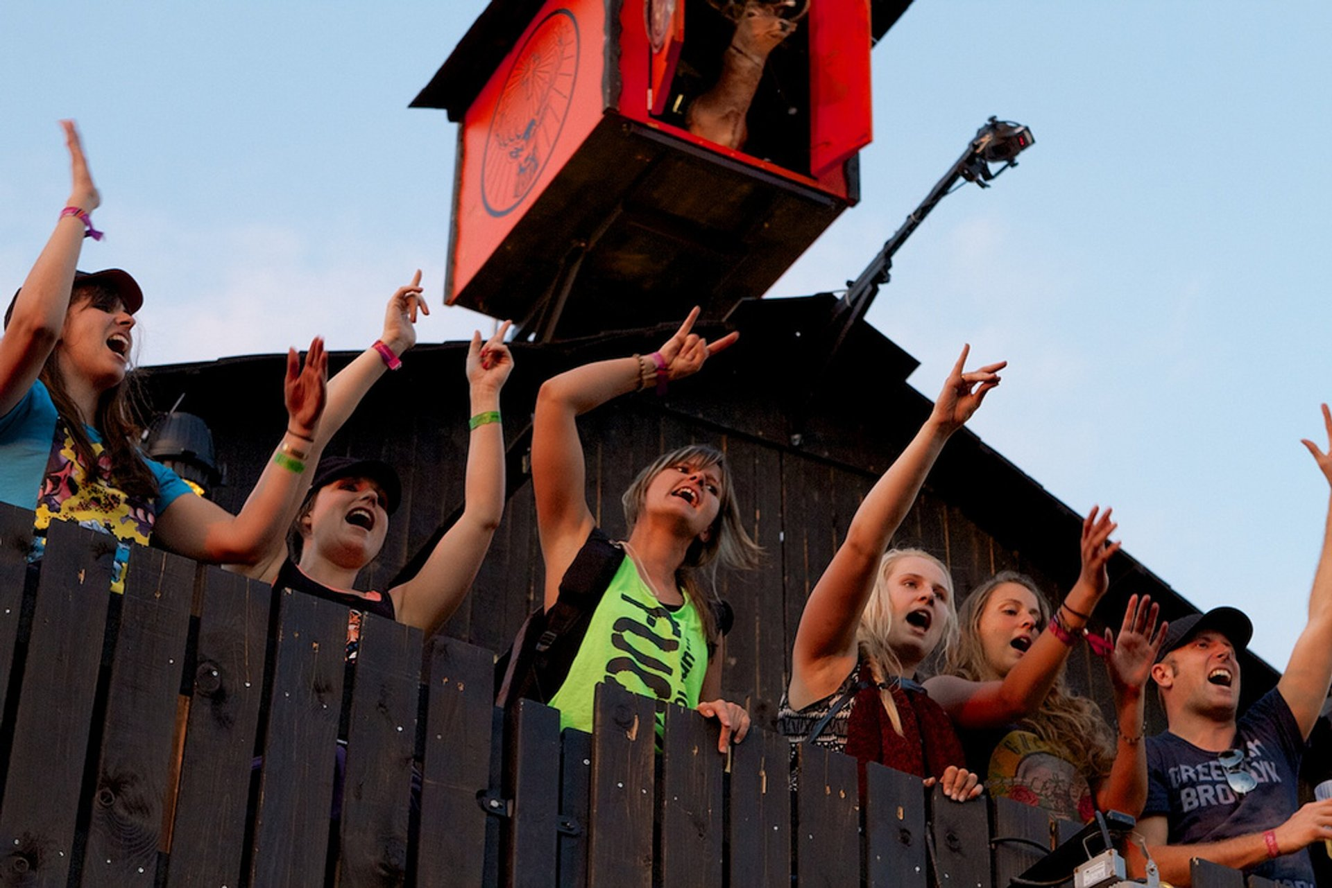 Rock am Ring and Rock im Park in Germany 2020 - Best Time