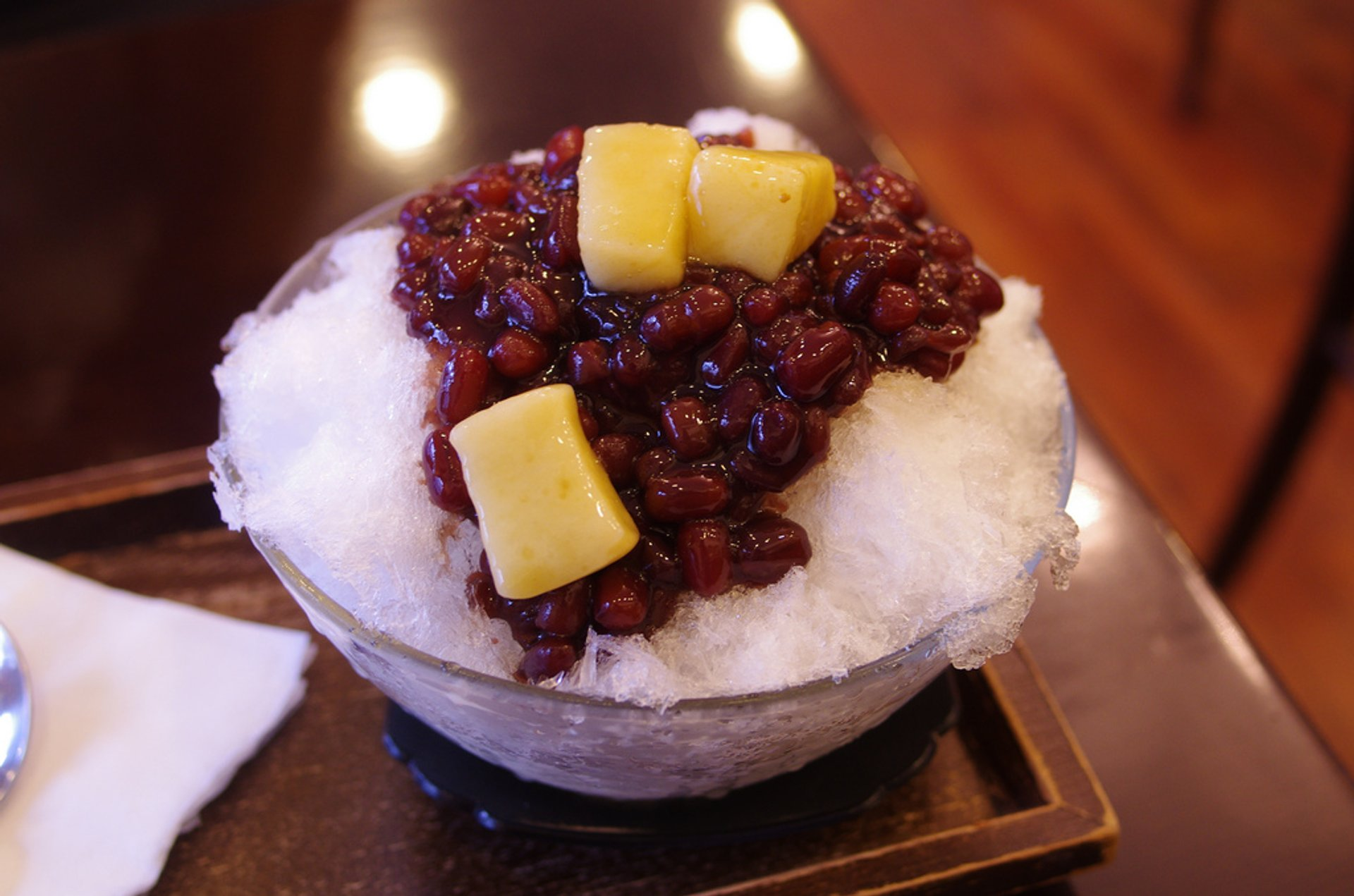 Cool Down with Patbingsu in South Korea 2020 - Best Time