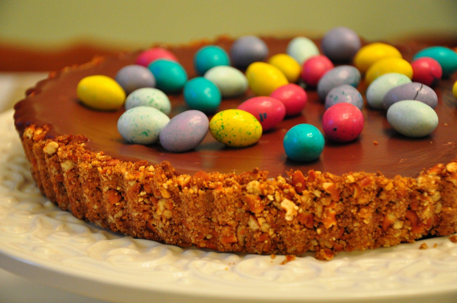 Easter  in England - Best Season