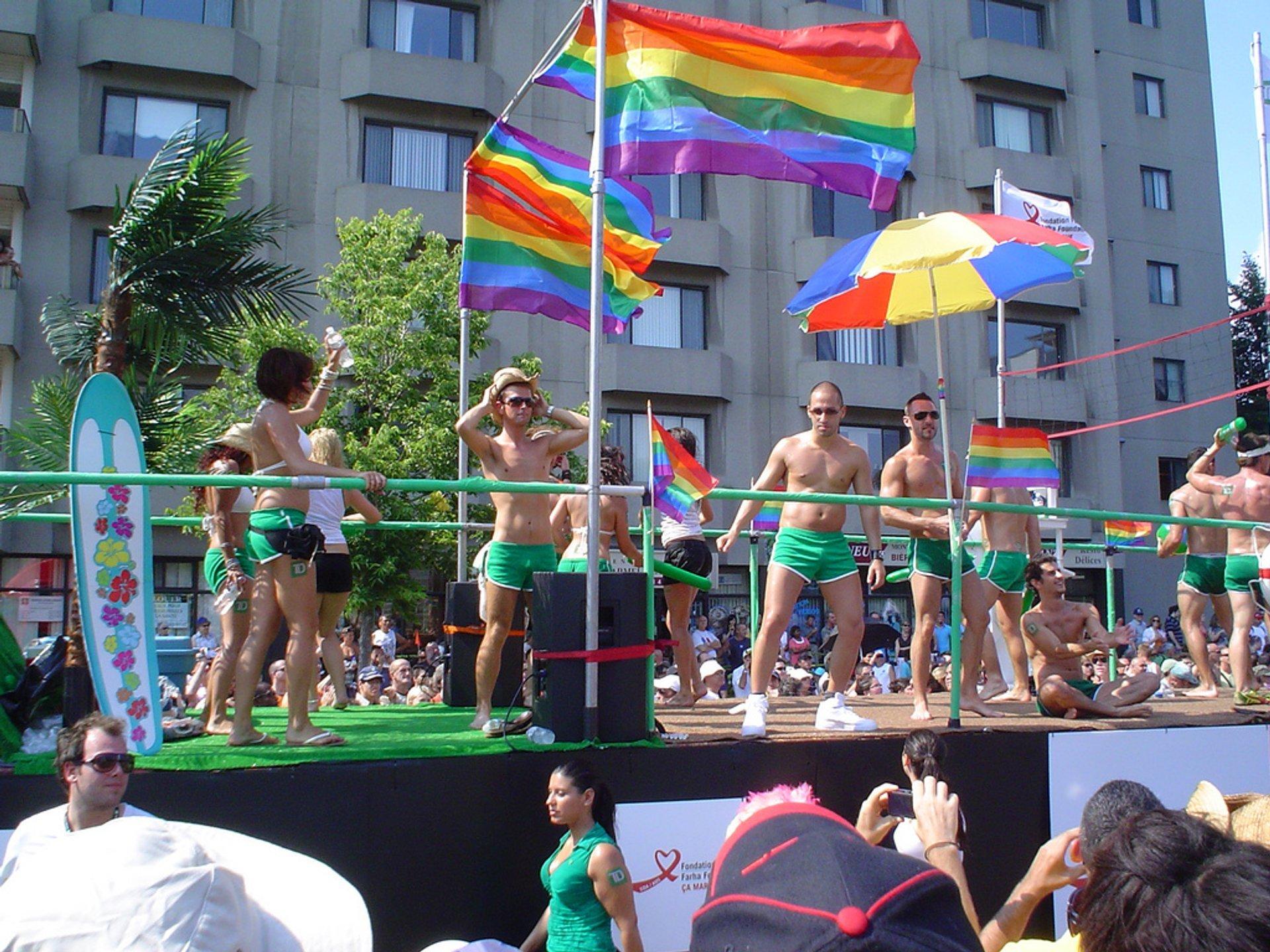 Montréal Pride (Fierté Montréal) in Montreal - Best Season 2020