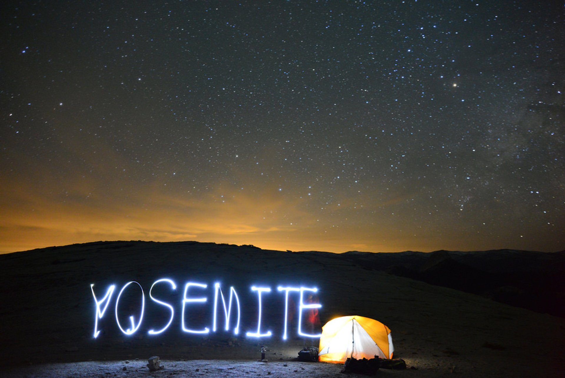 Stargazing in Yosemite - Best Time