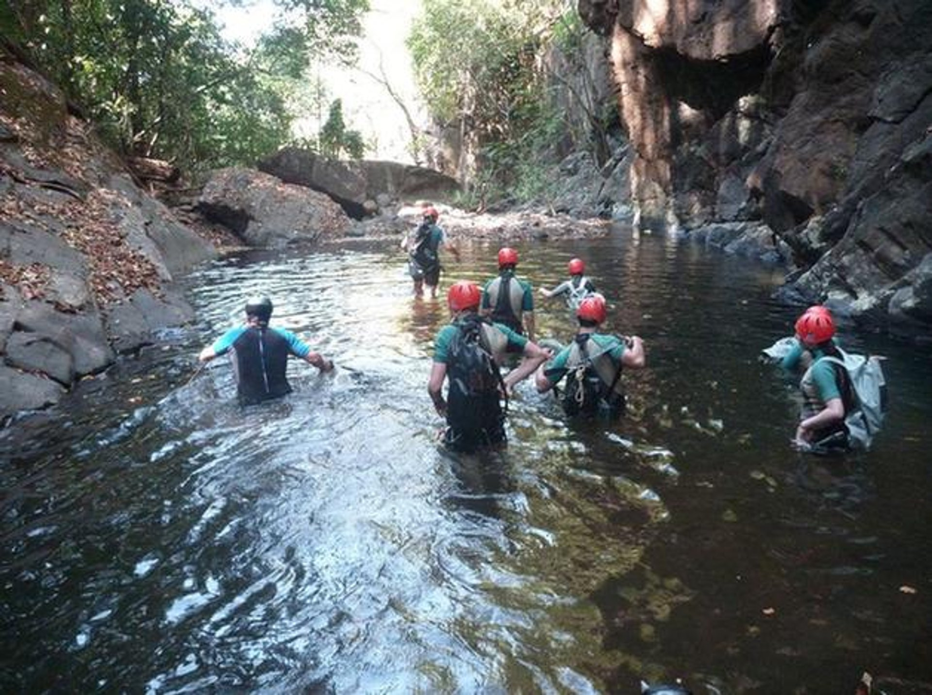Canyoning in Goa 2019 - Best Time
