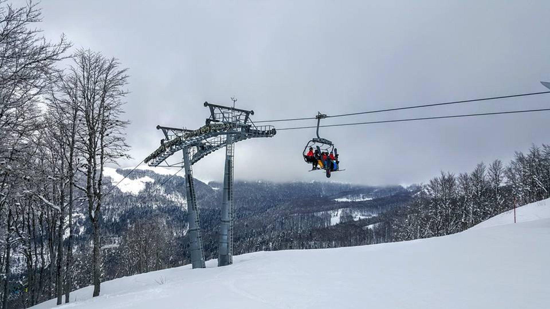 Skiing and Snowboarding in Montenegro - Best Season 2019