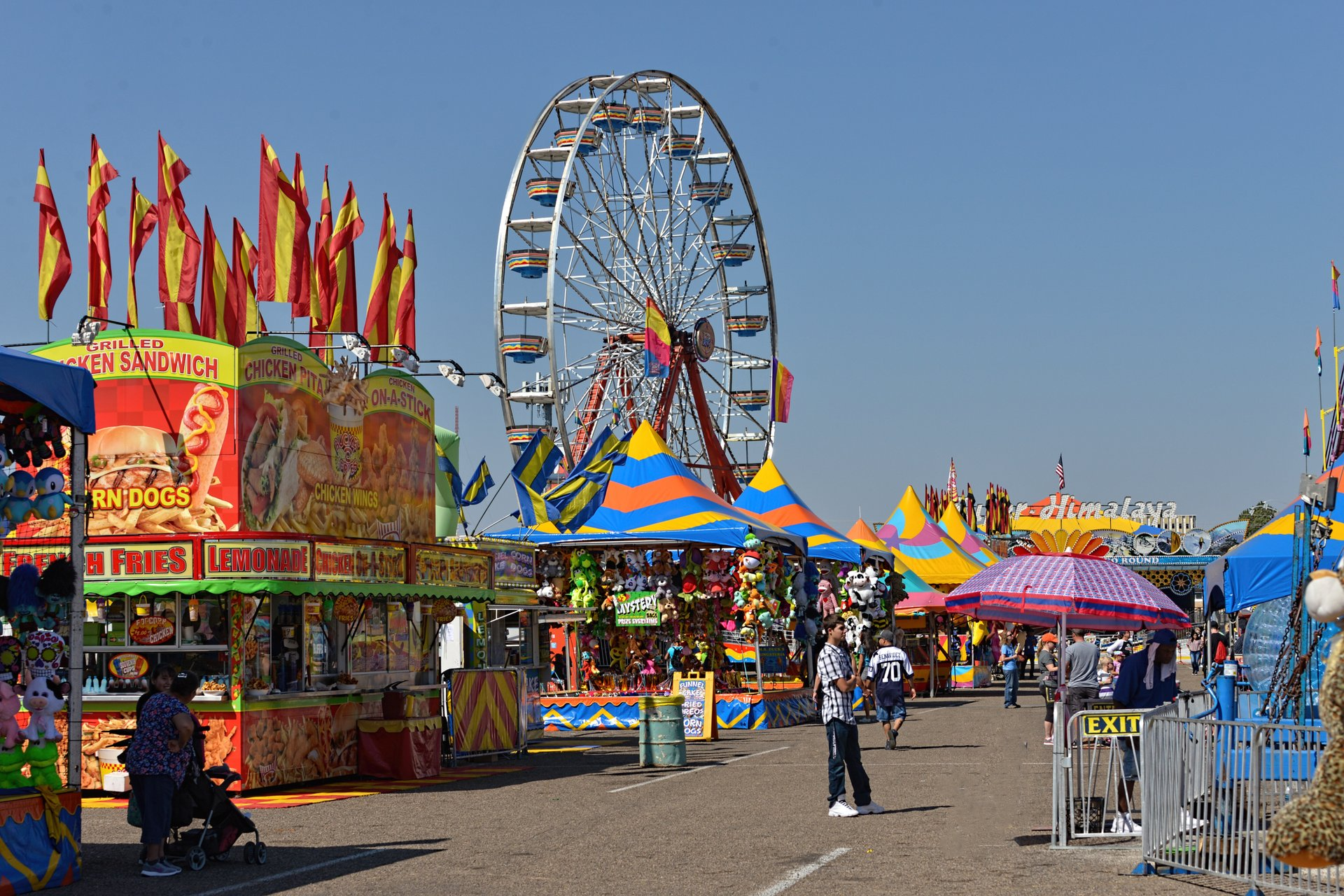 New Mexico State Fair in New Mexico - Best Season 2020