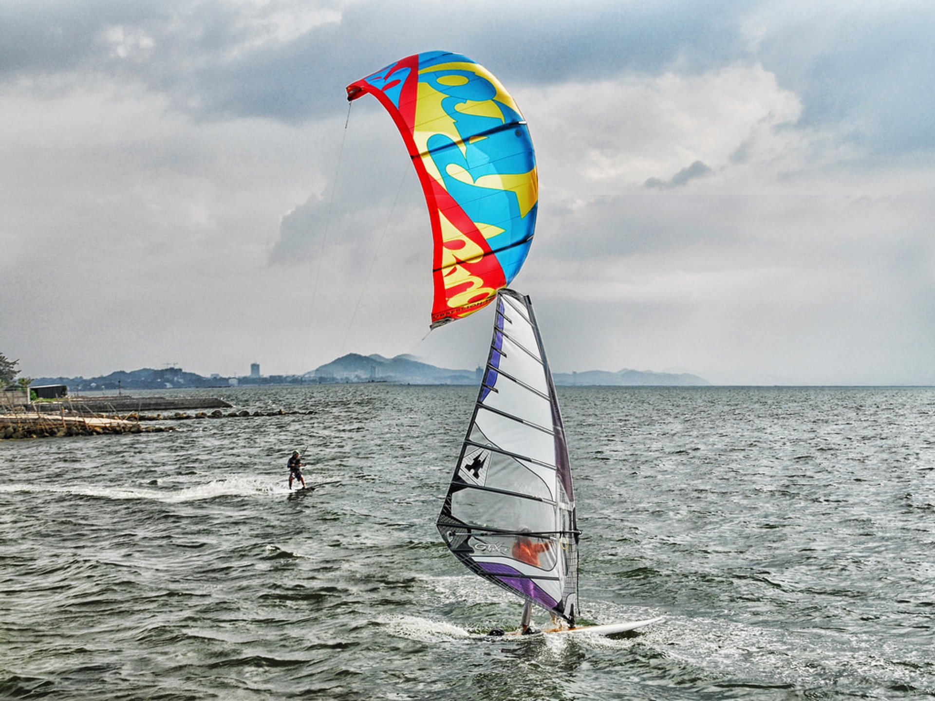 Kiteboarding in Thailand 2020 - Best Time