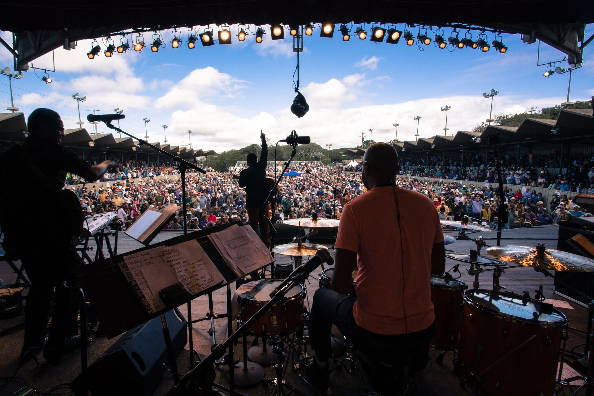 Best time for Monterey Jazz Festival