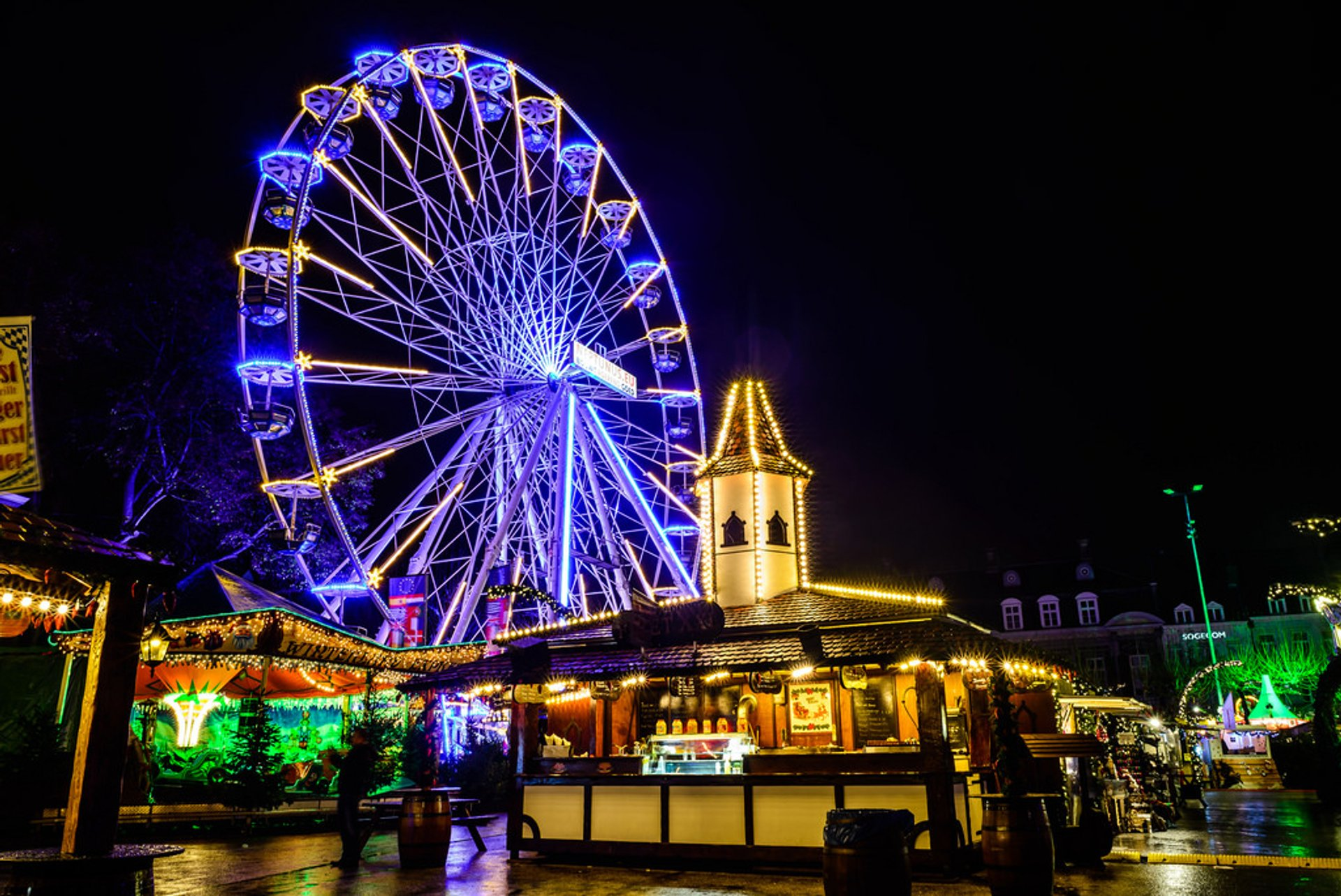 Best time to see Maastricht Christmas Market in The Netherlands 2019