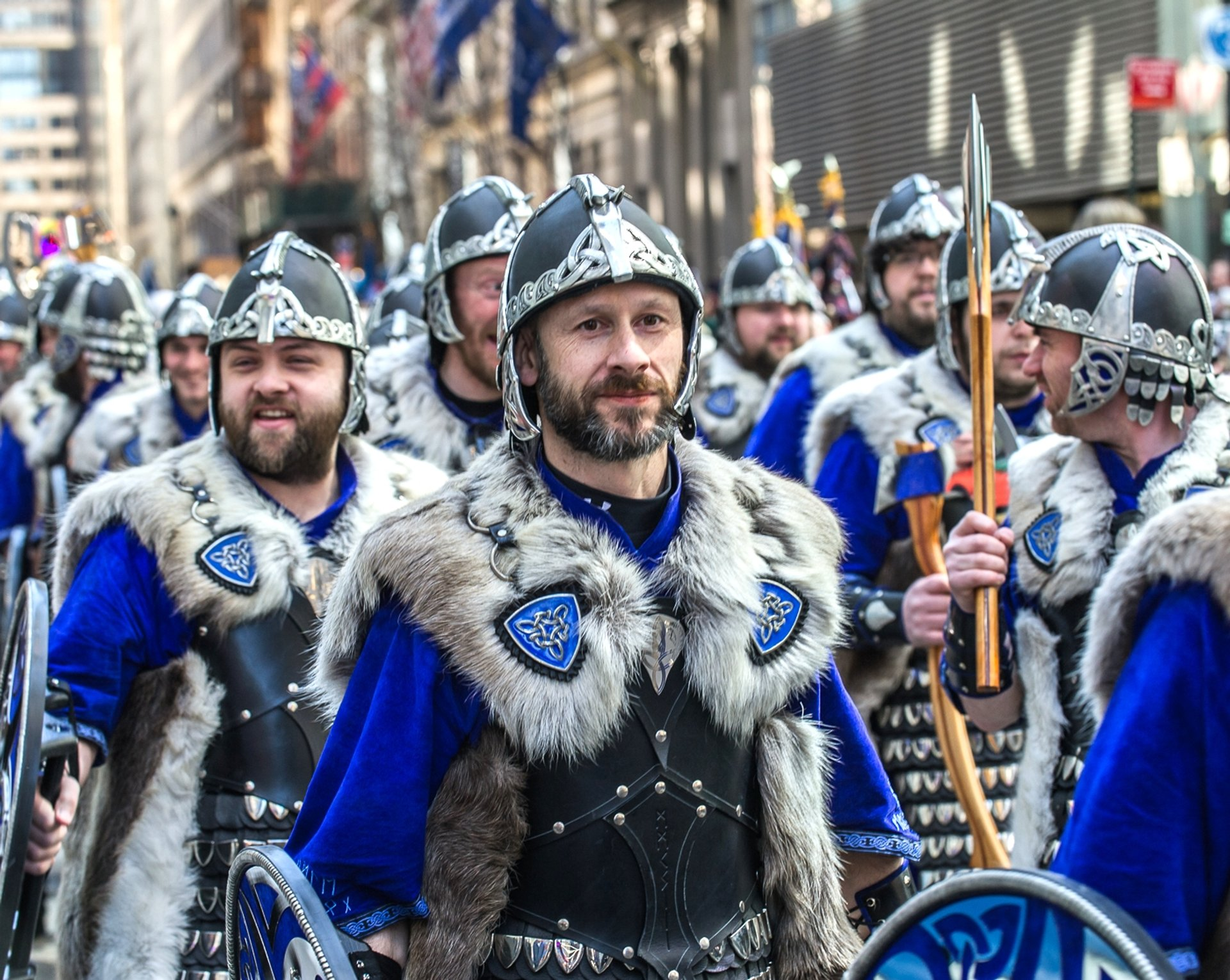 Best time for New York City Tartan Day Parade in New York 2020