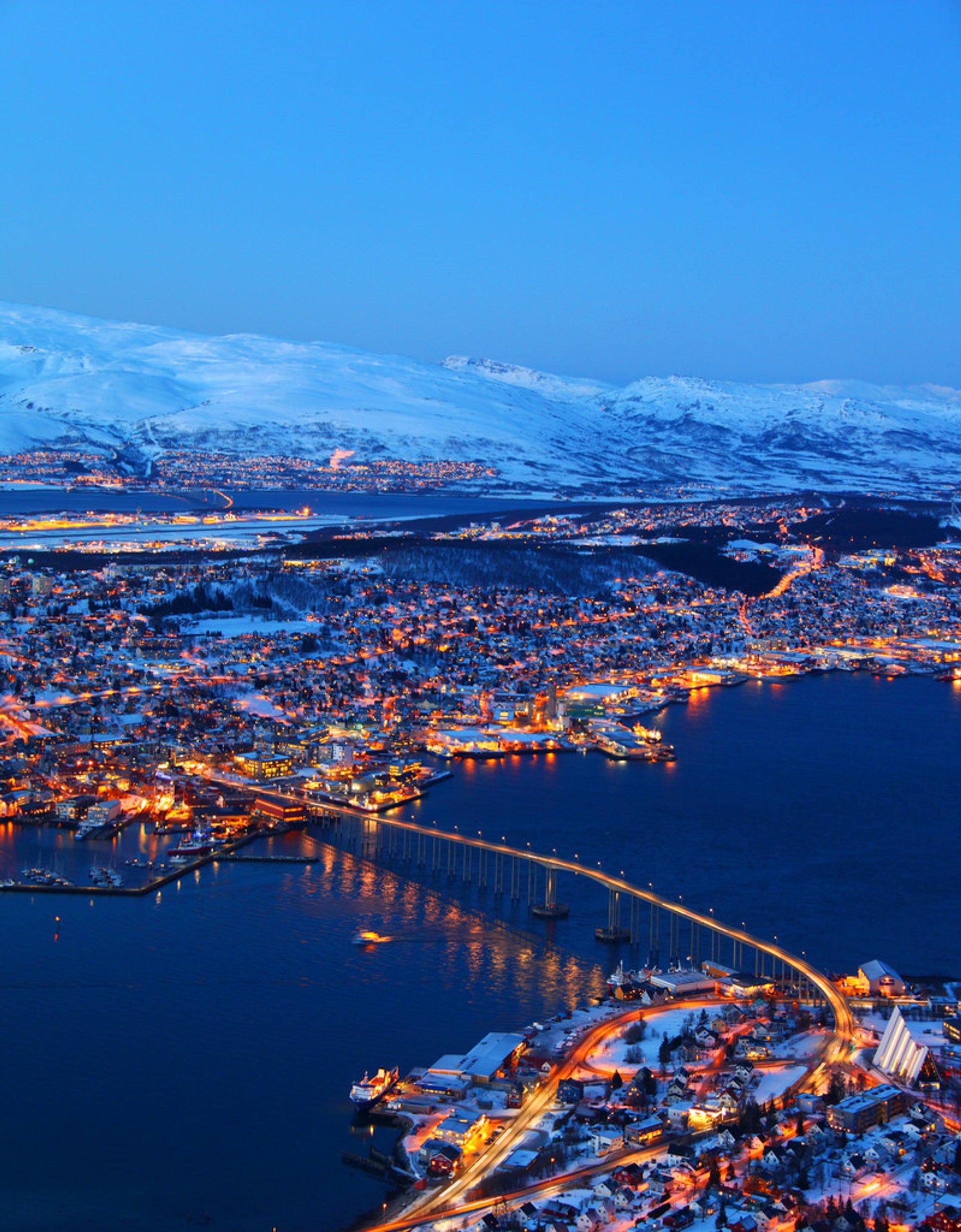 Polar Nights in Norway - Best Season 2019