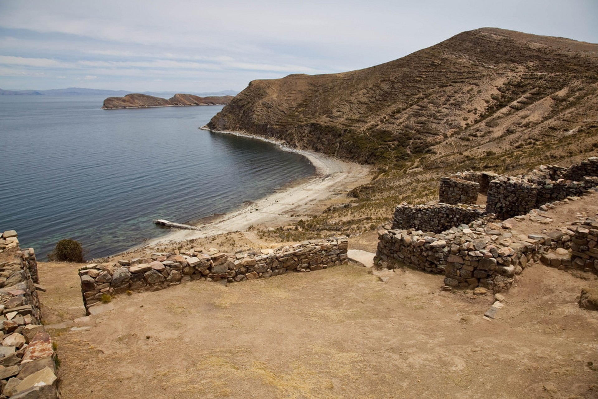 Isla del Sol and Lake Titicaca in Bolivia - Best Season 2020