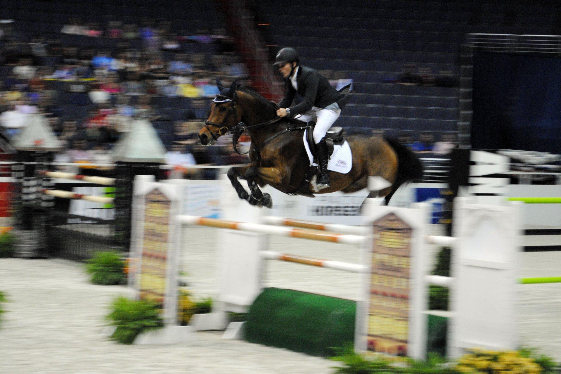 Washington International Horse Show in Washington, D.C. 2020 - Best Time
