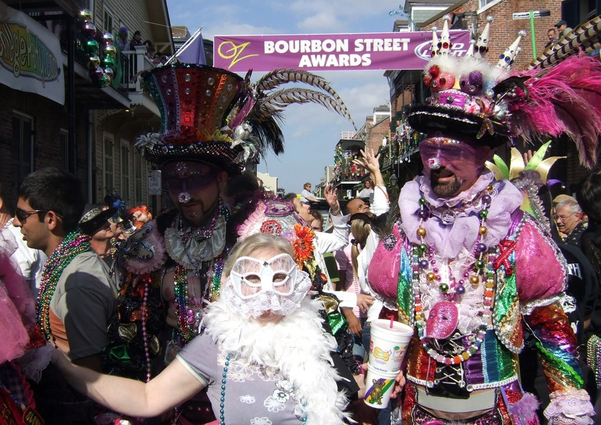 Best time to see Mardi Gras in New Orleans 2020