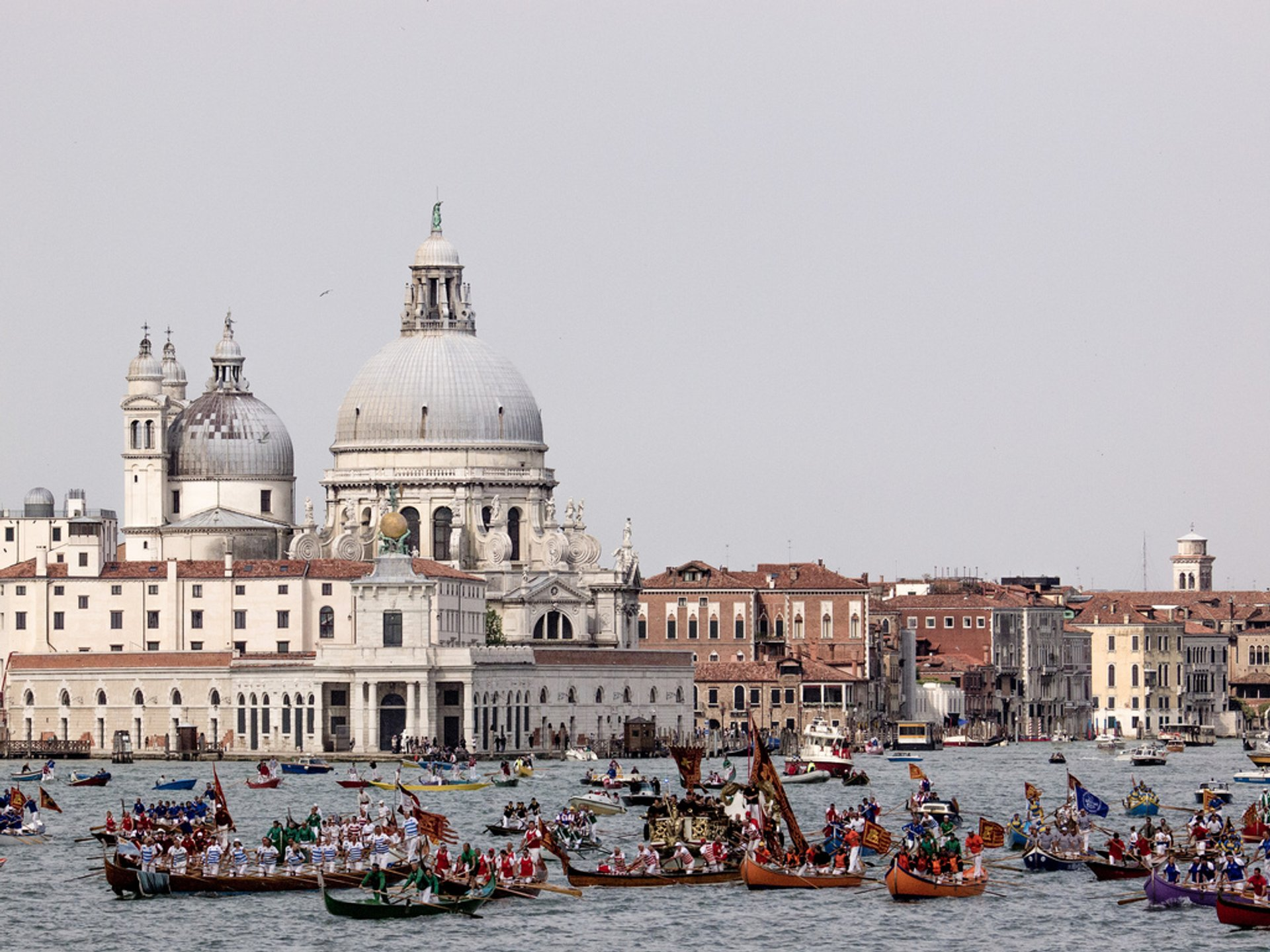 Best time for Festa della Sensa in Venice 2020