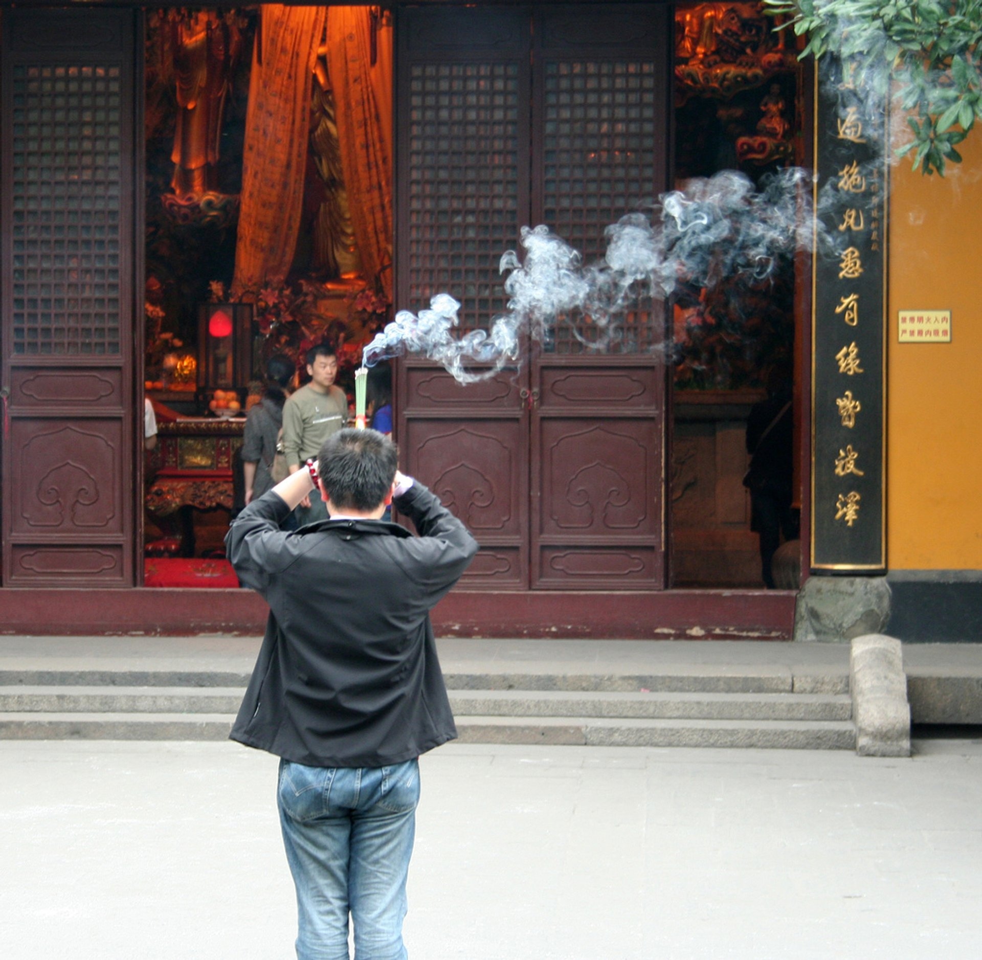 Longhua Temple Fair in Shanghai - Best Season 2020