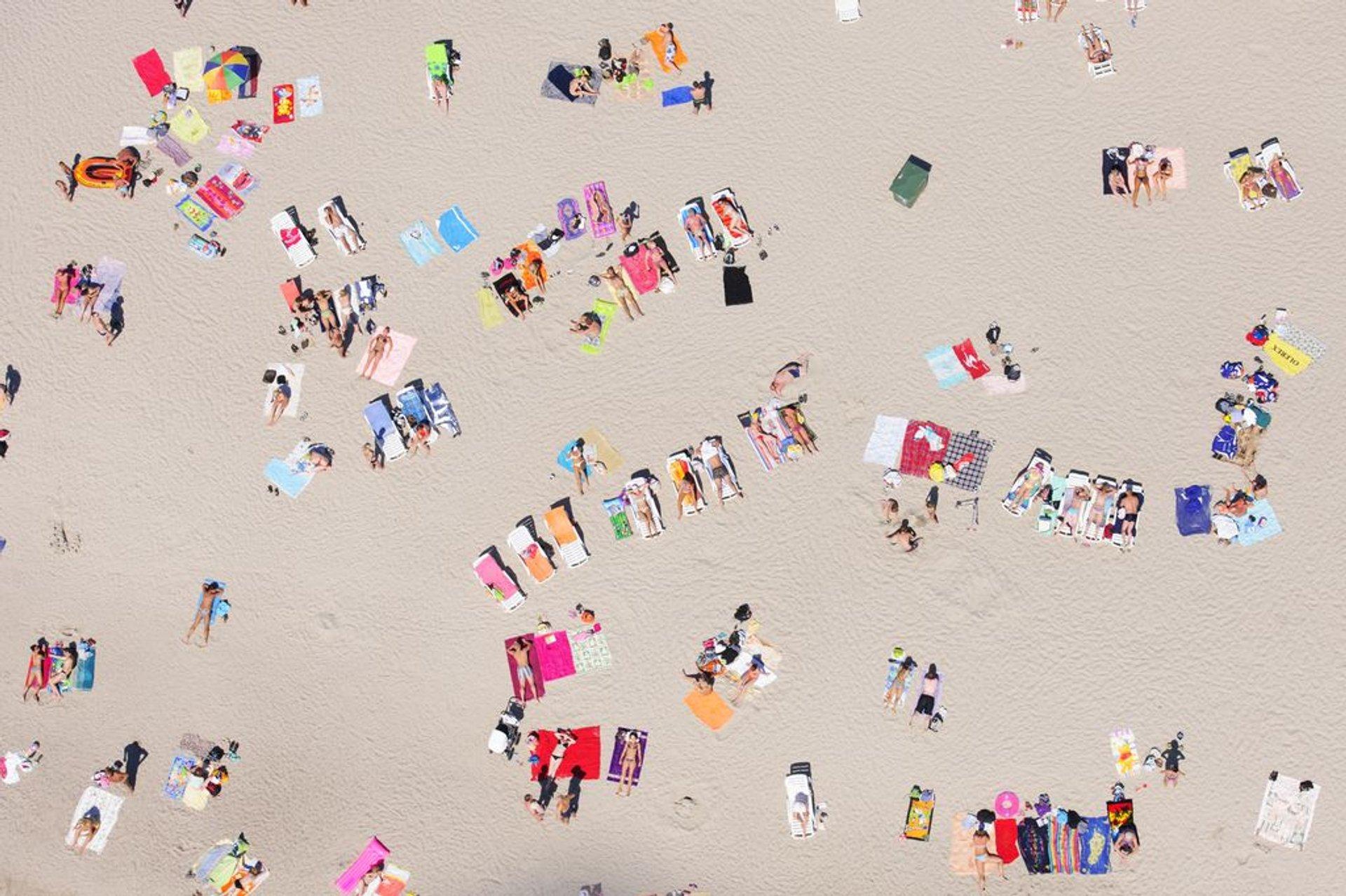 Pärnu beach  2019