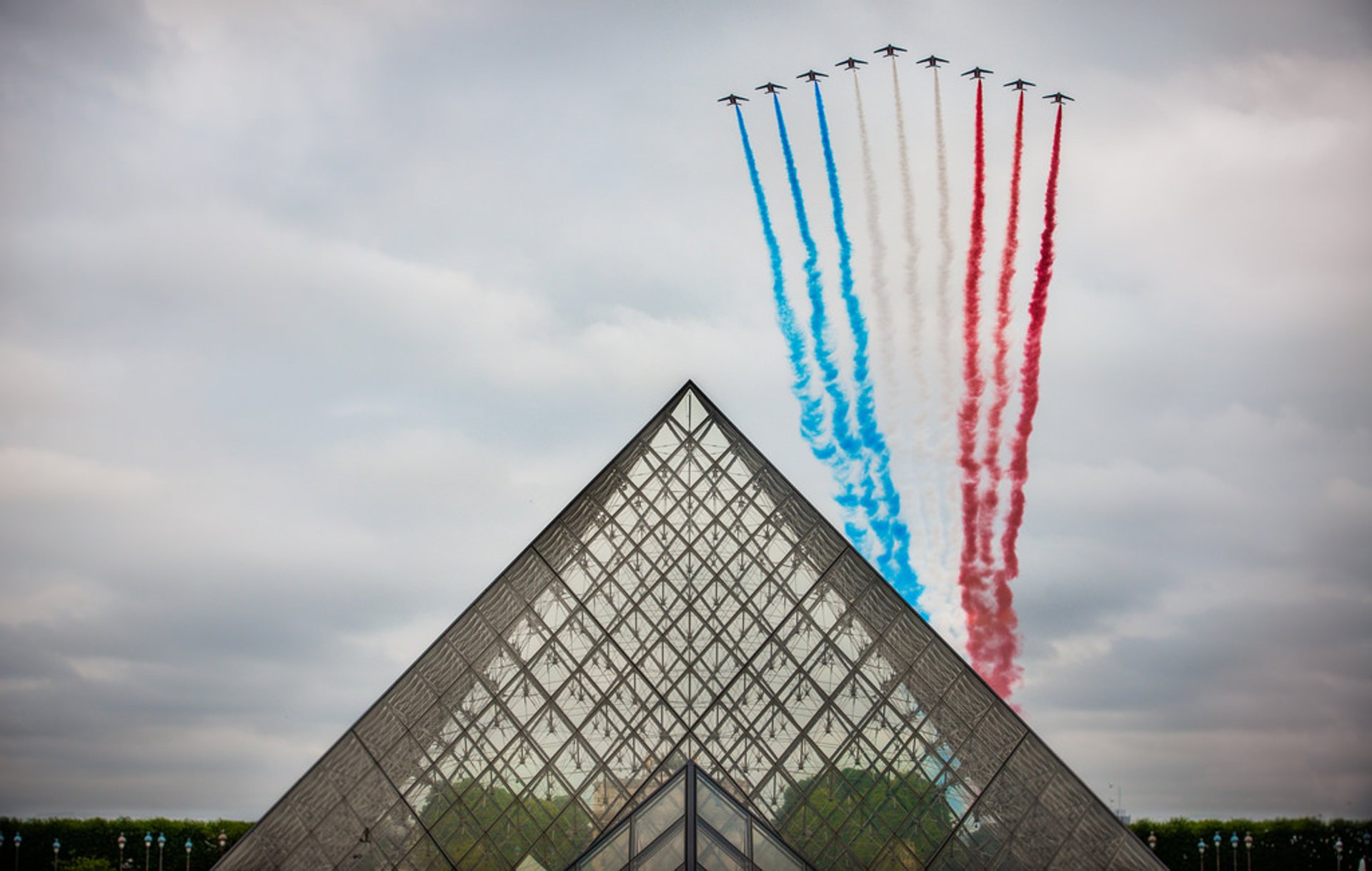 Best time for Bastille Day or La Fête Nationale in Paris 2020
