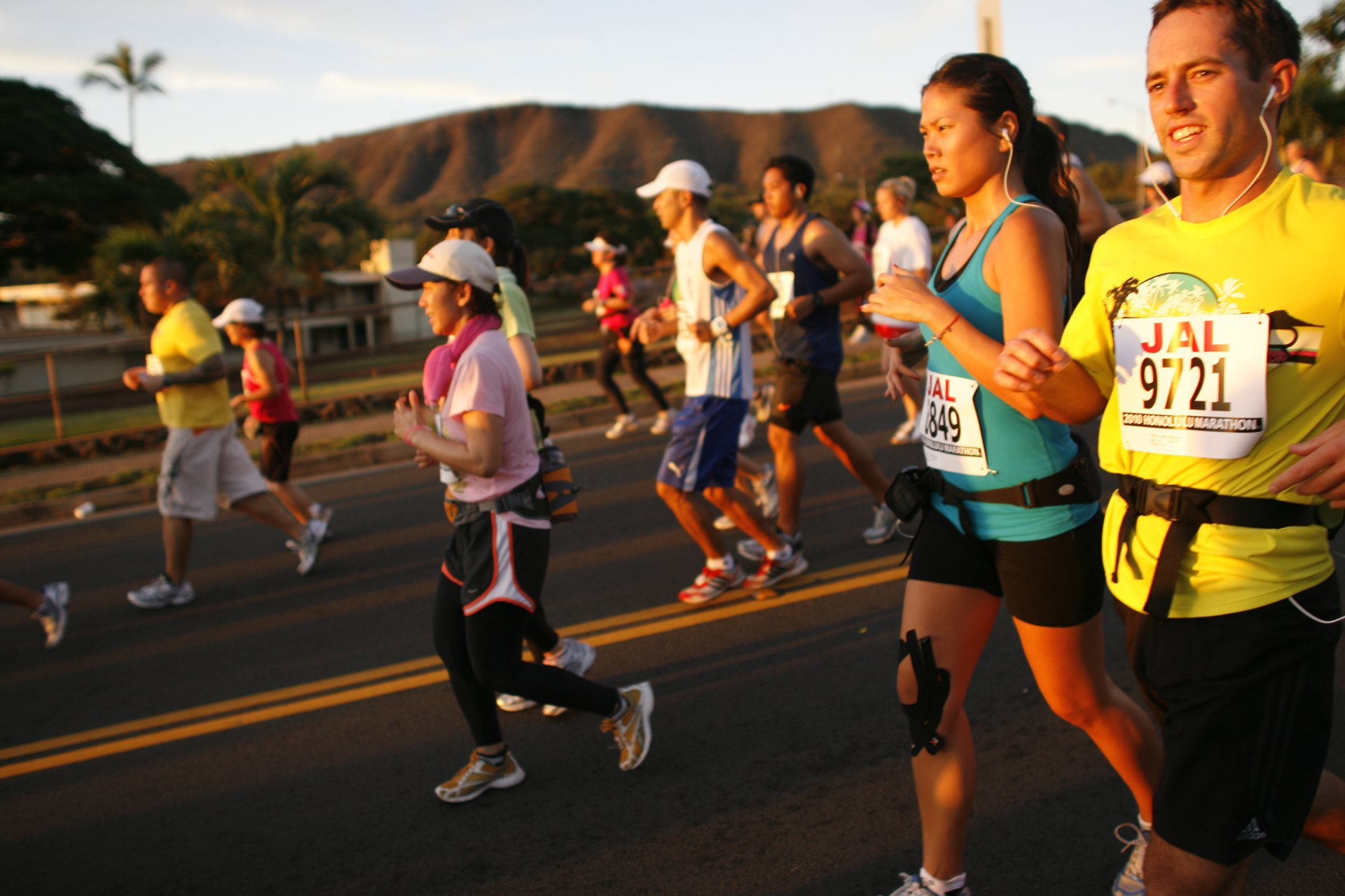 Honolulu Marathon in Hawaii 2019 - Best Time