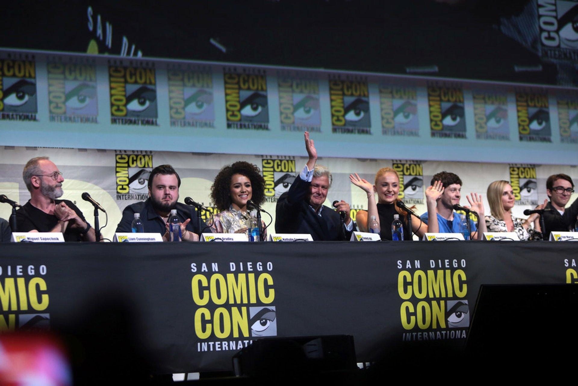 Comic-Con International in California - Best Season 2019