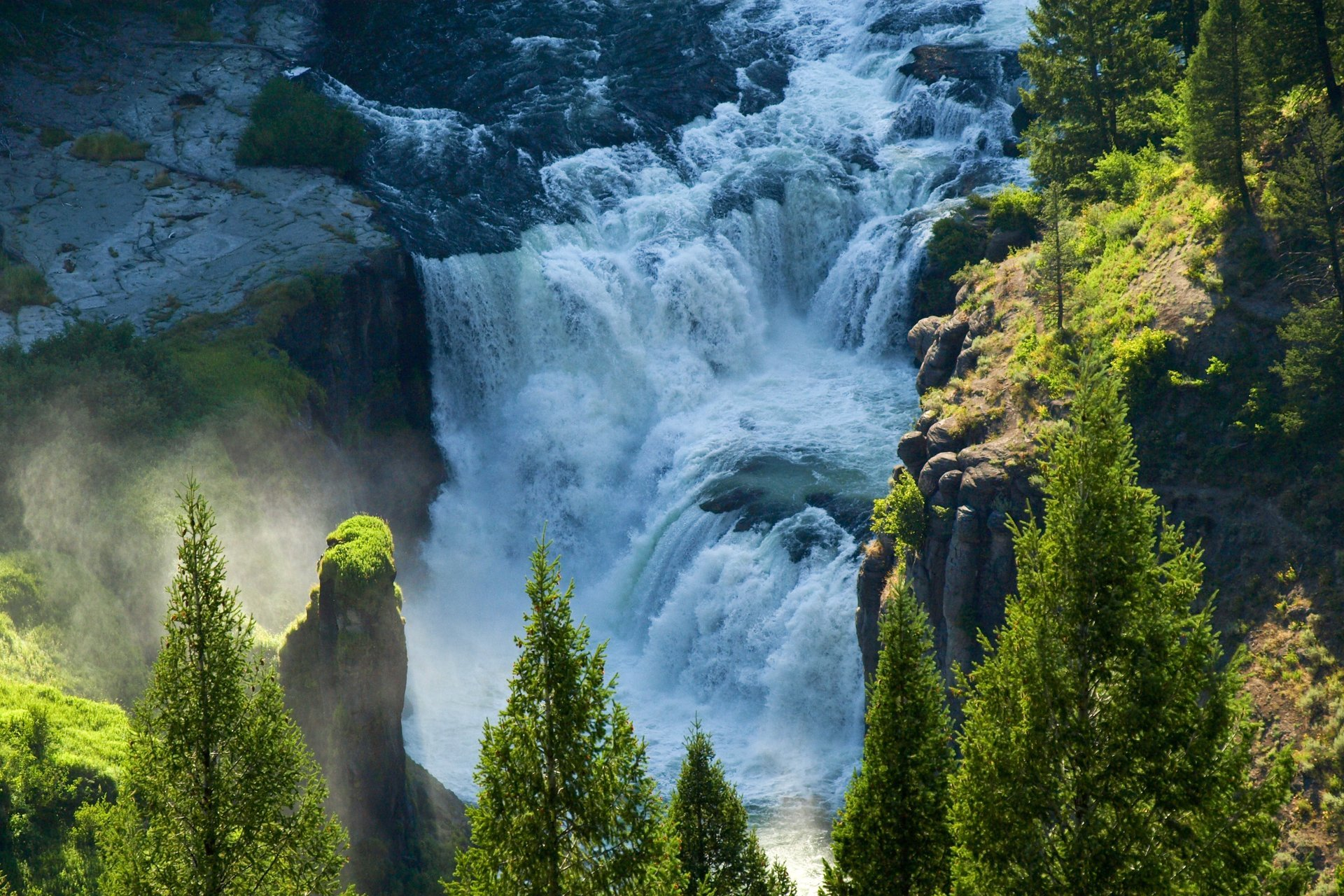 Mesa Falls in Idaho 2020 - Best Time