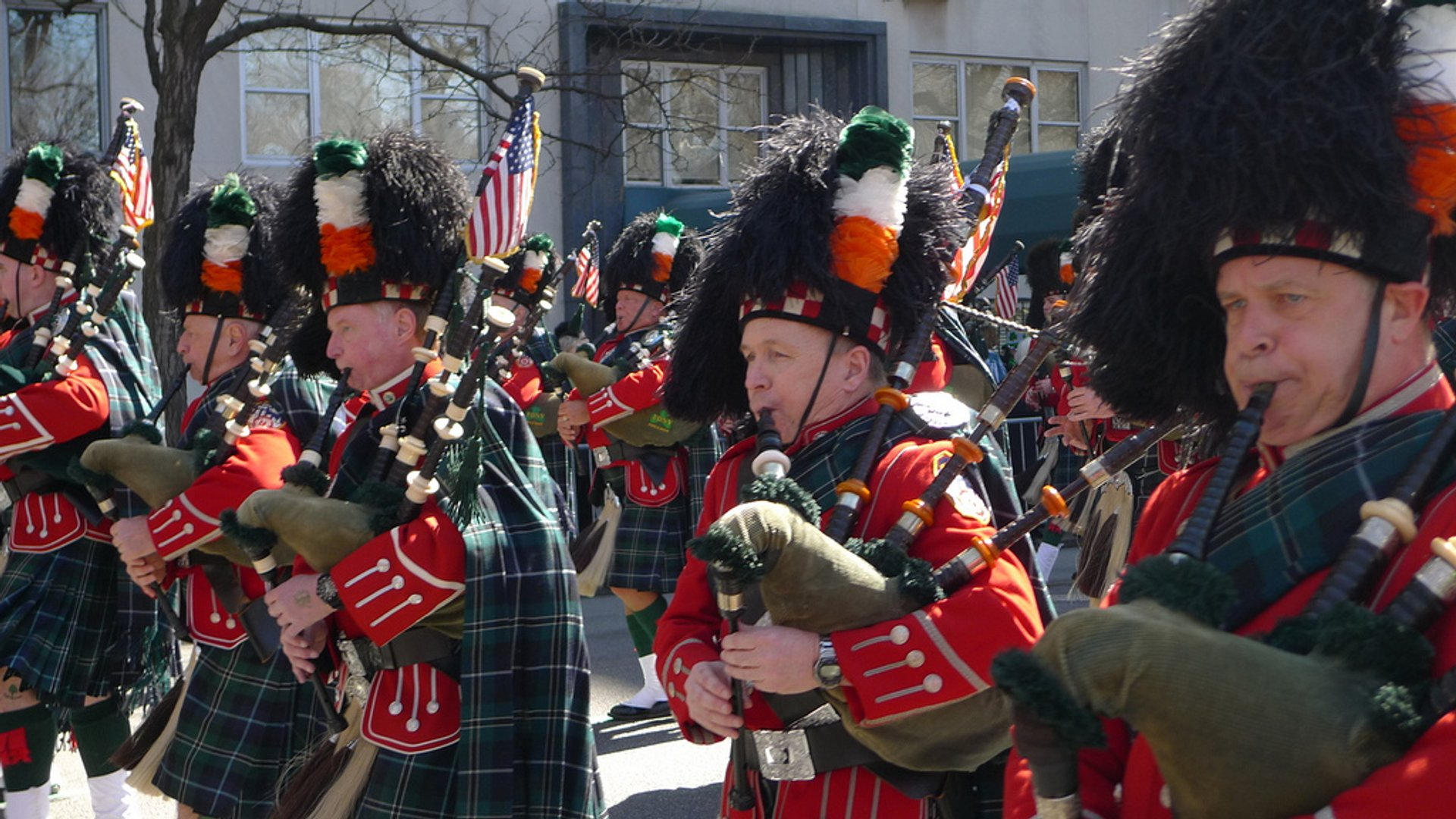 St. Patrick's Day Parade in New York - Best Season 2020