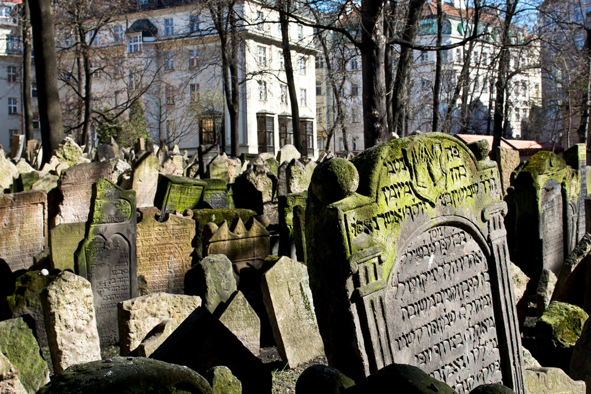Old Jewish Cemetery in Prague 2020 - Best Time