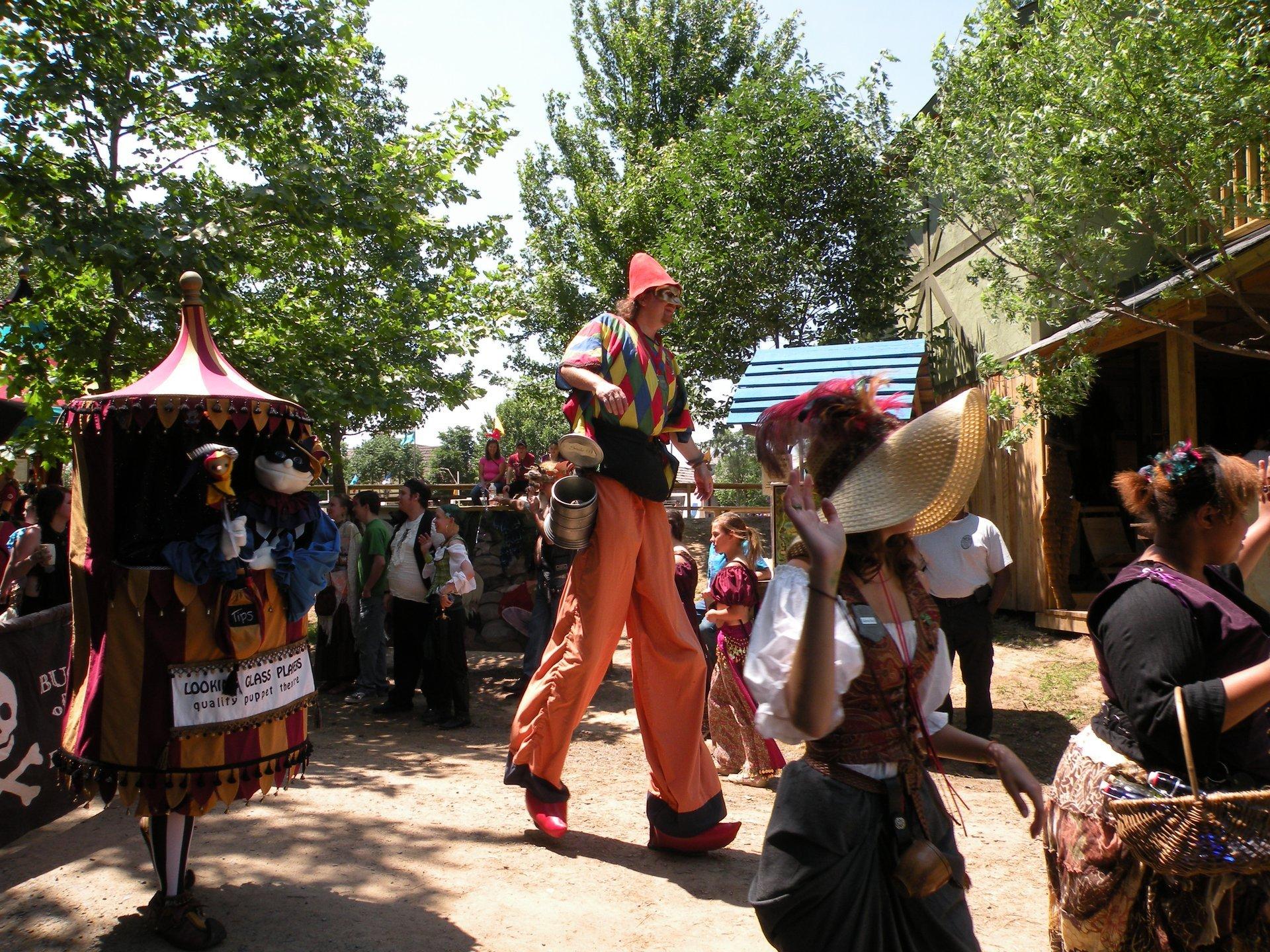 Oklahoma Renaissance Festival in Oklahoma - Best Season 2020