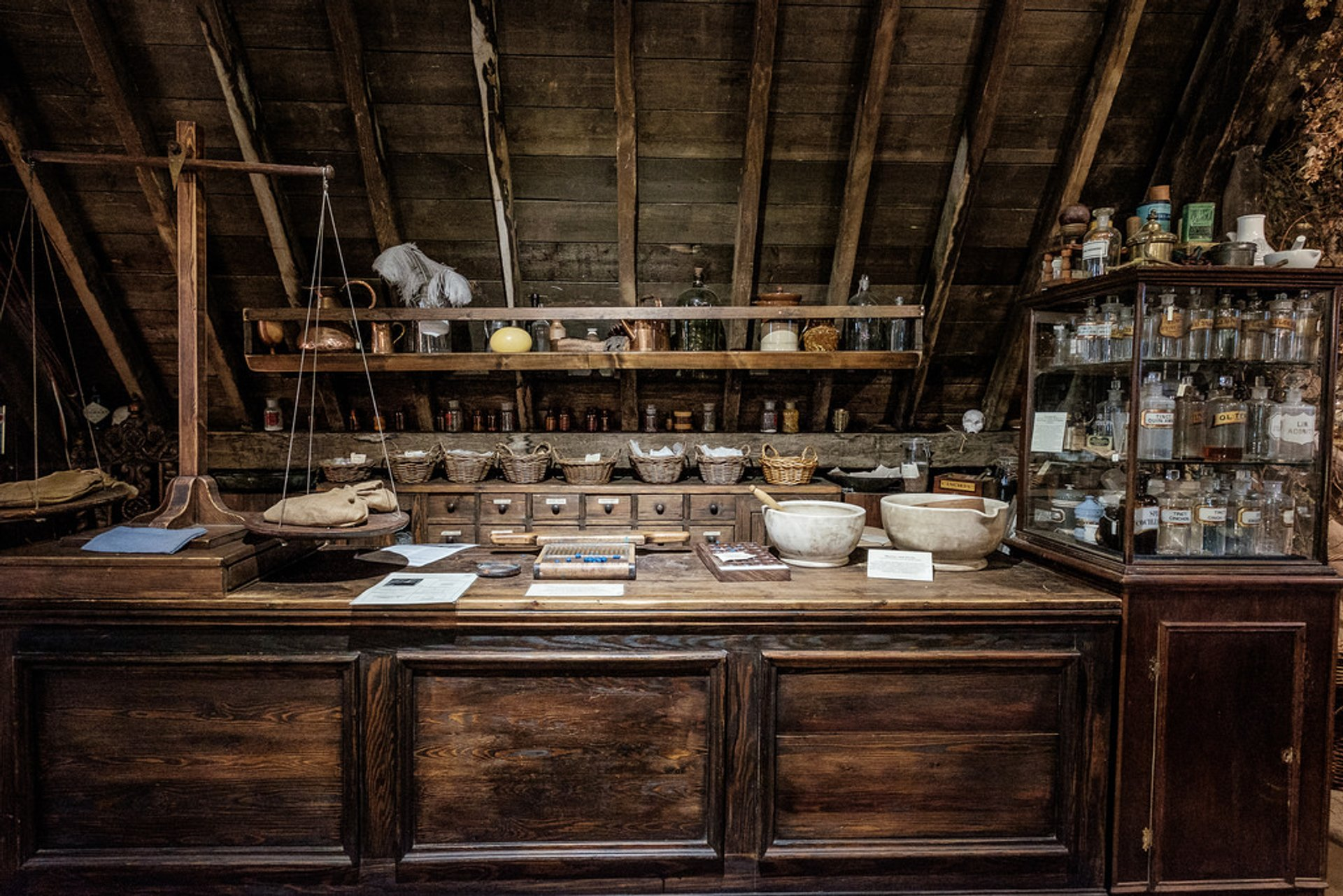 Best time to see Old Operating Theatre  in London