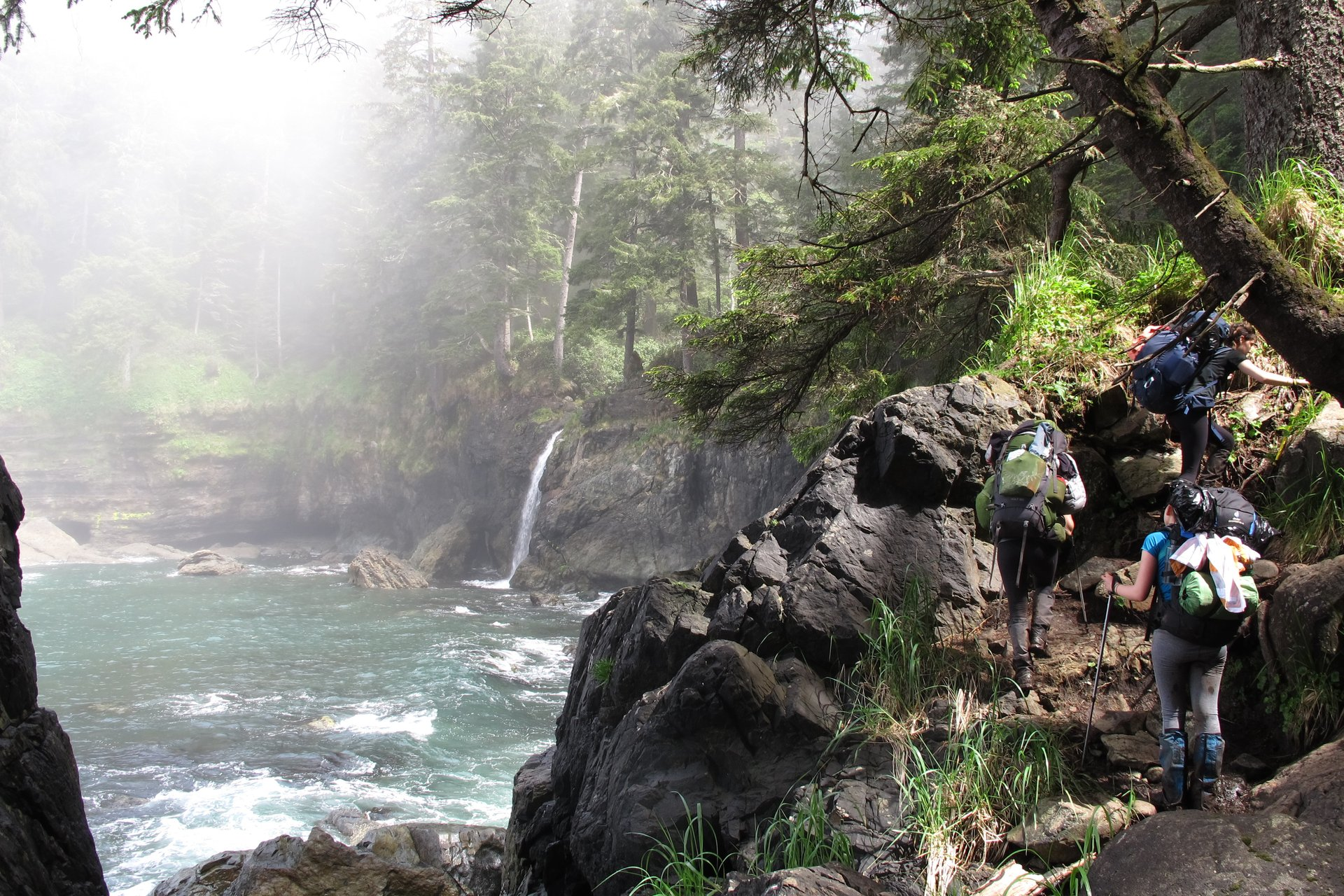 Juan de Fuca Trail in British Columbia - Best Season