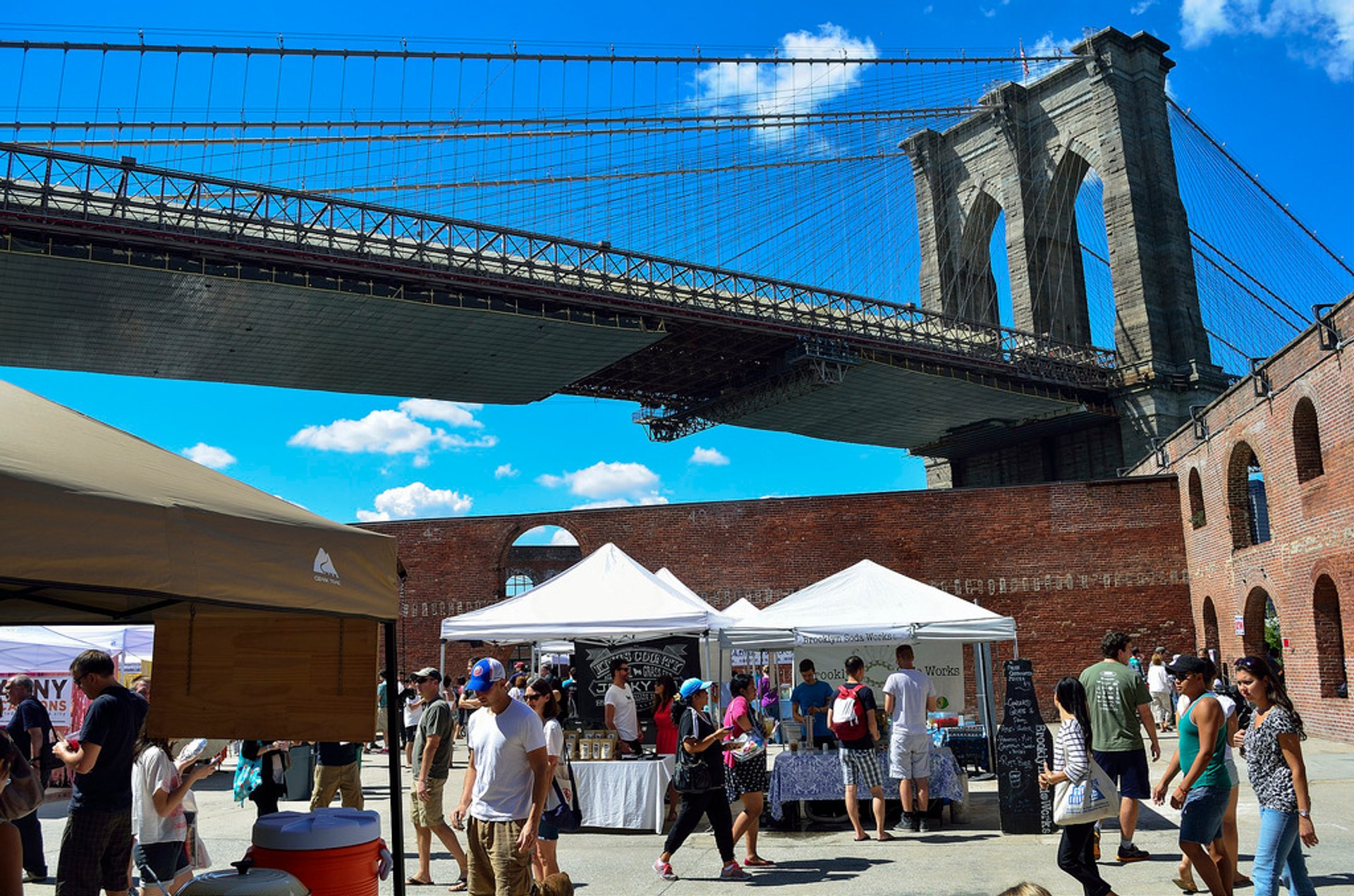 Smorgasburg in Brooklyn in New York 2020 - Best Time